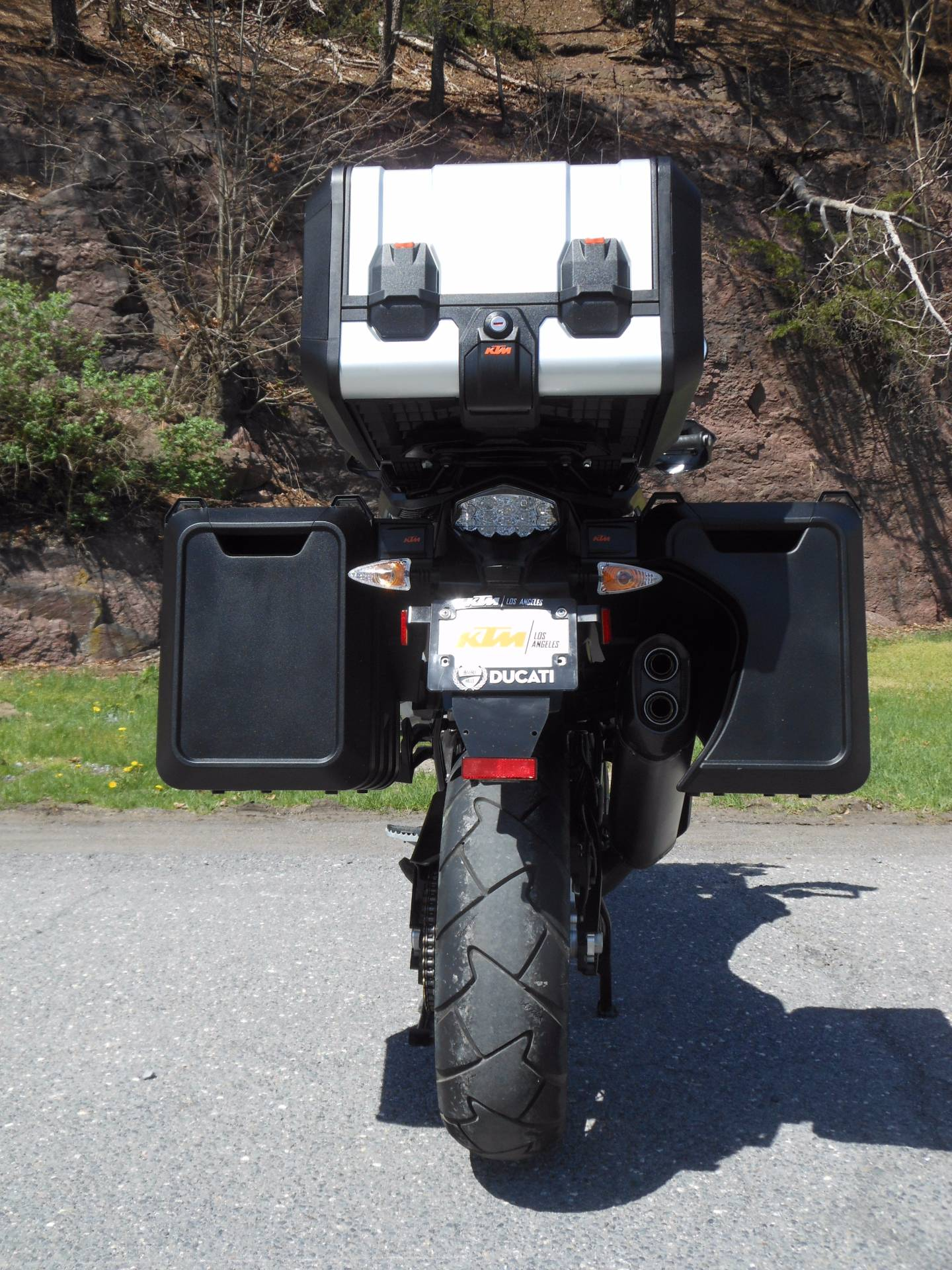 2015 KTM 1290 Super Adventure in Port Clinton, Pennsylvania