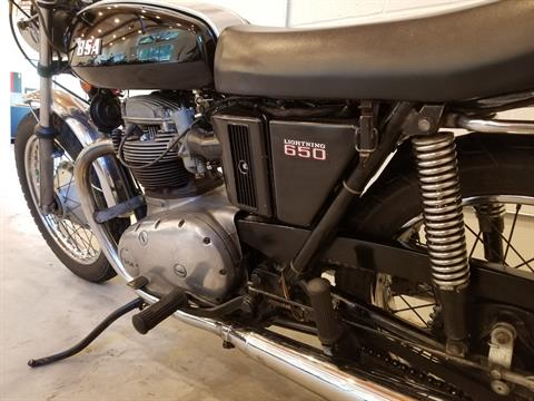 1971 BSA Lightning 650 in Port Clinton, Pennsylvania - Photo 8