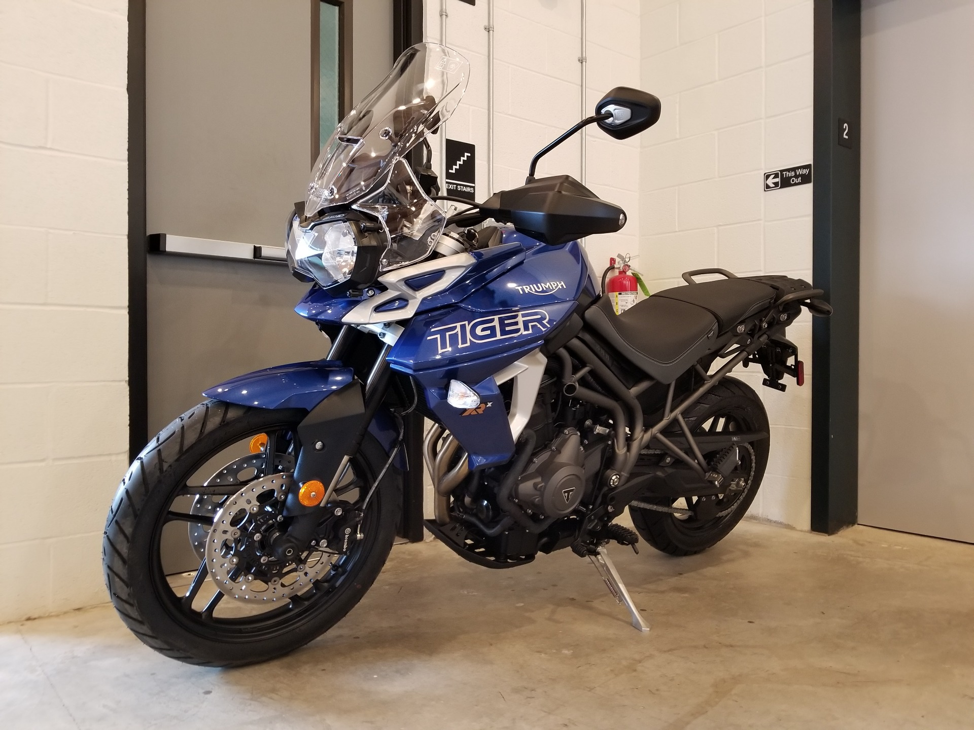 2019 Triumph Tiger 800 Xrx Motorcycles Port Clinton Pennsylvania
