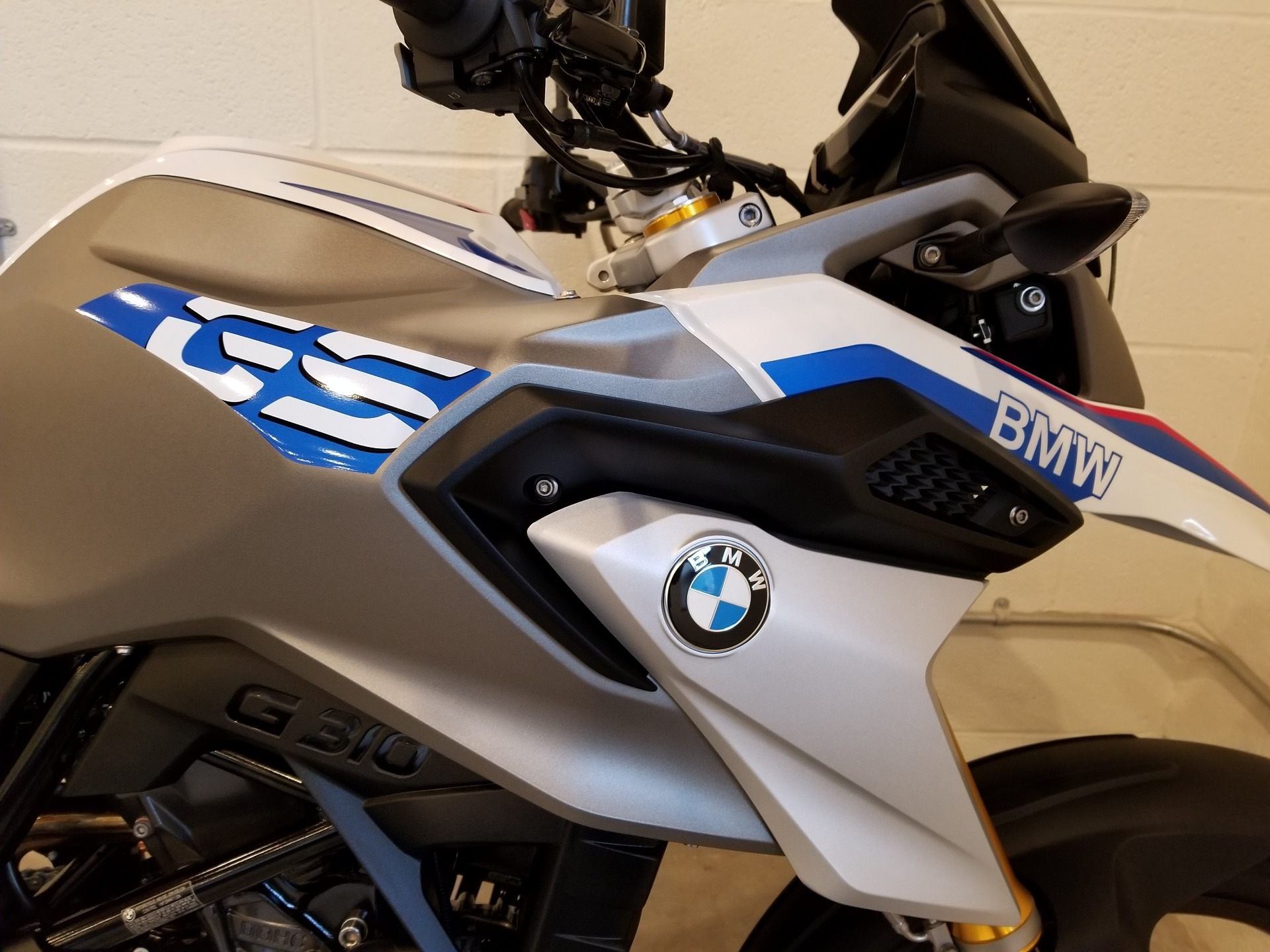 2019 BMW G 310 GS in Port Clinton, Pennsylvania - Photo 7