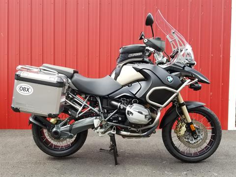 2013 BMW R 1200 GS Adventure in Port Clinton, Pennsylvania