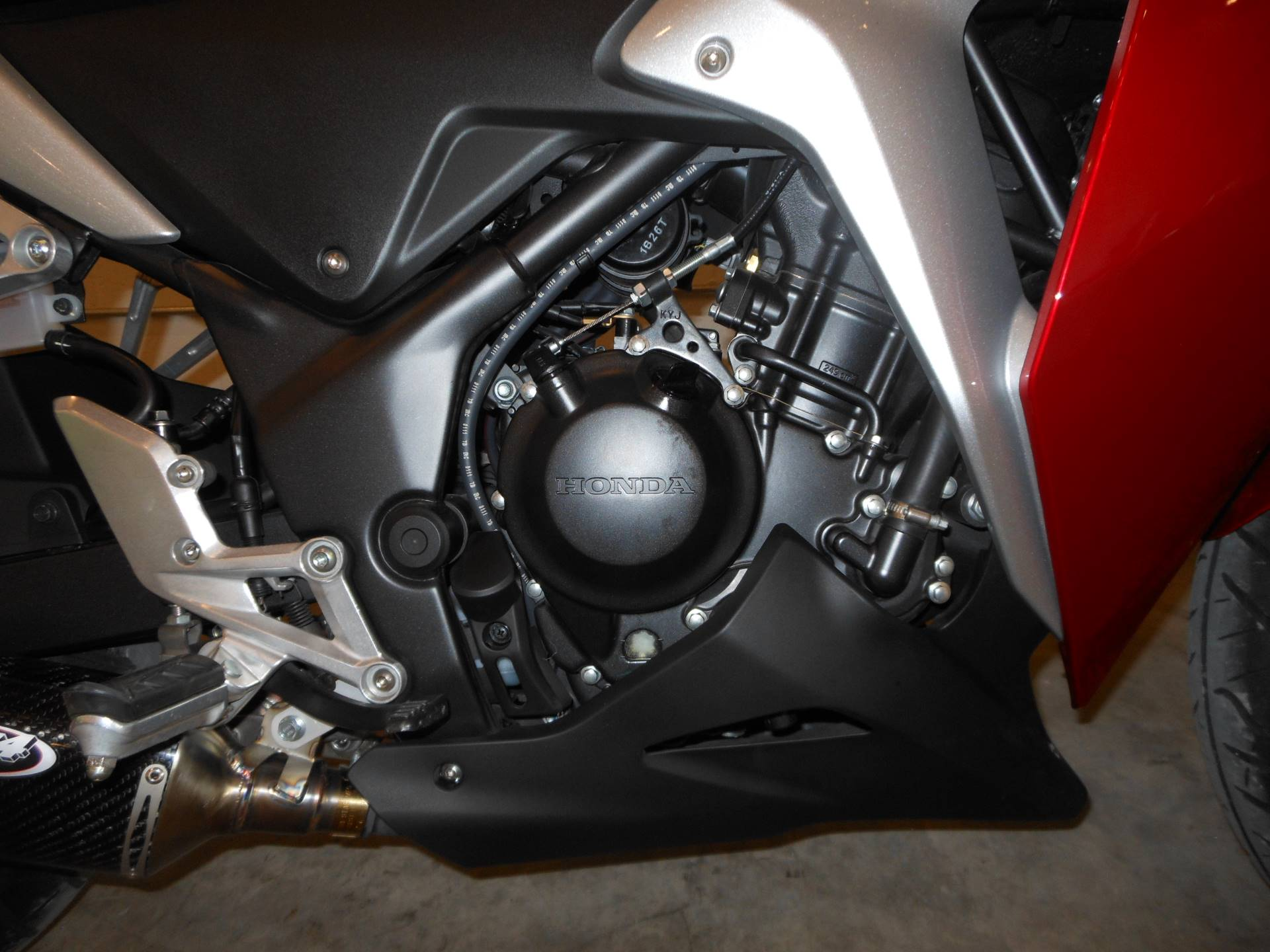 2011 Honda CBR®250R in Port Clinton, Pennsylvania