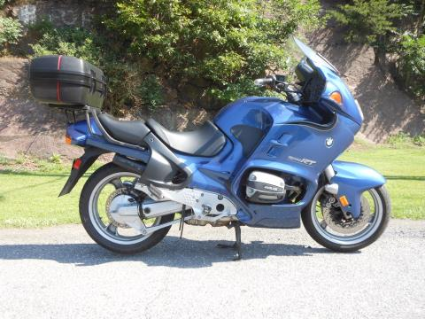 1997 BMW R1100RT in Port Clinton, Pennsylvania