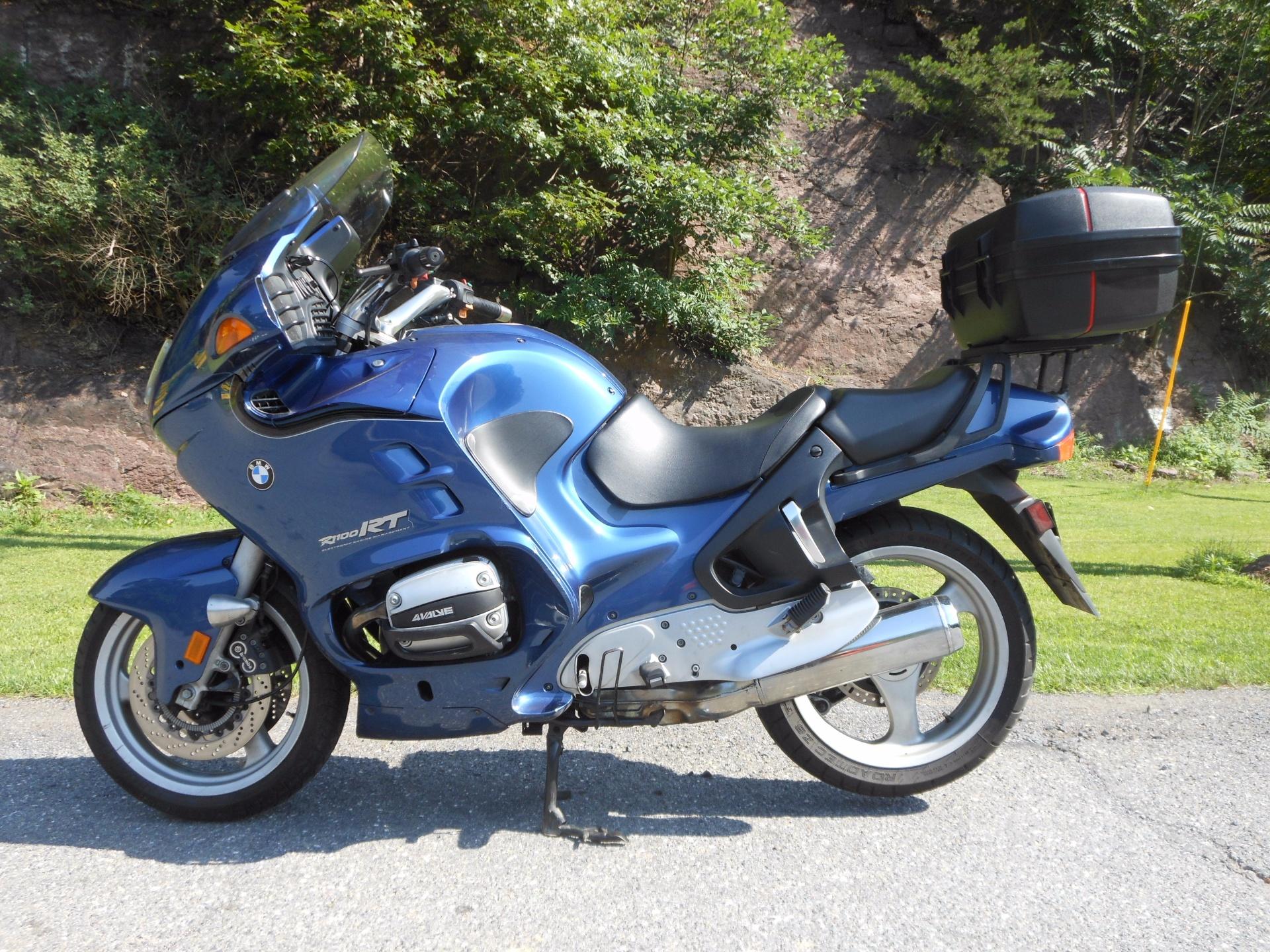 1997 BMW R1100RT in Port Clinton, Pennsylvania