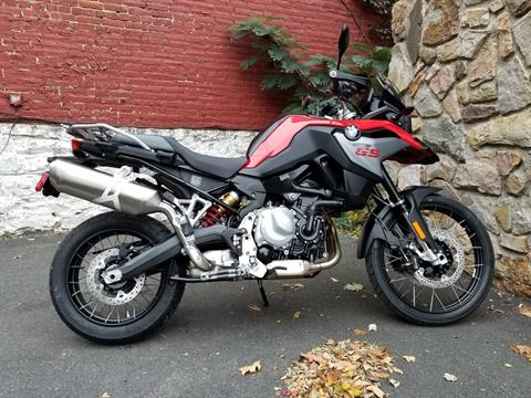 2019 BMW F 850 GS in Port Clinton, Pennsylvania - Photo 1