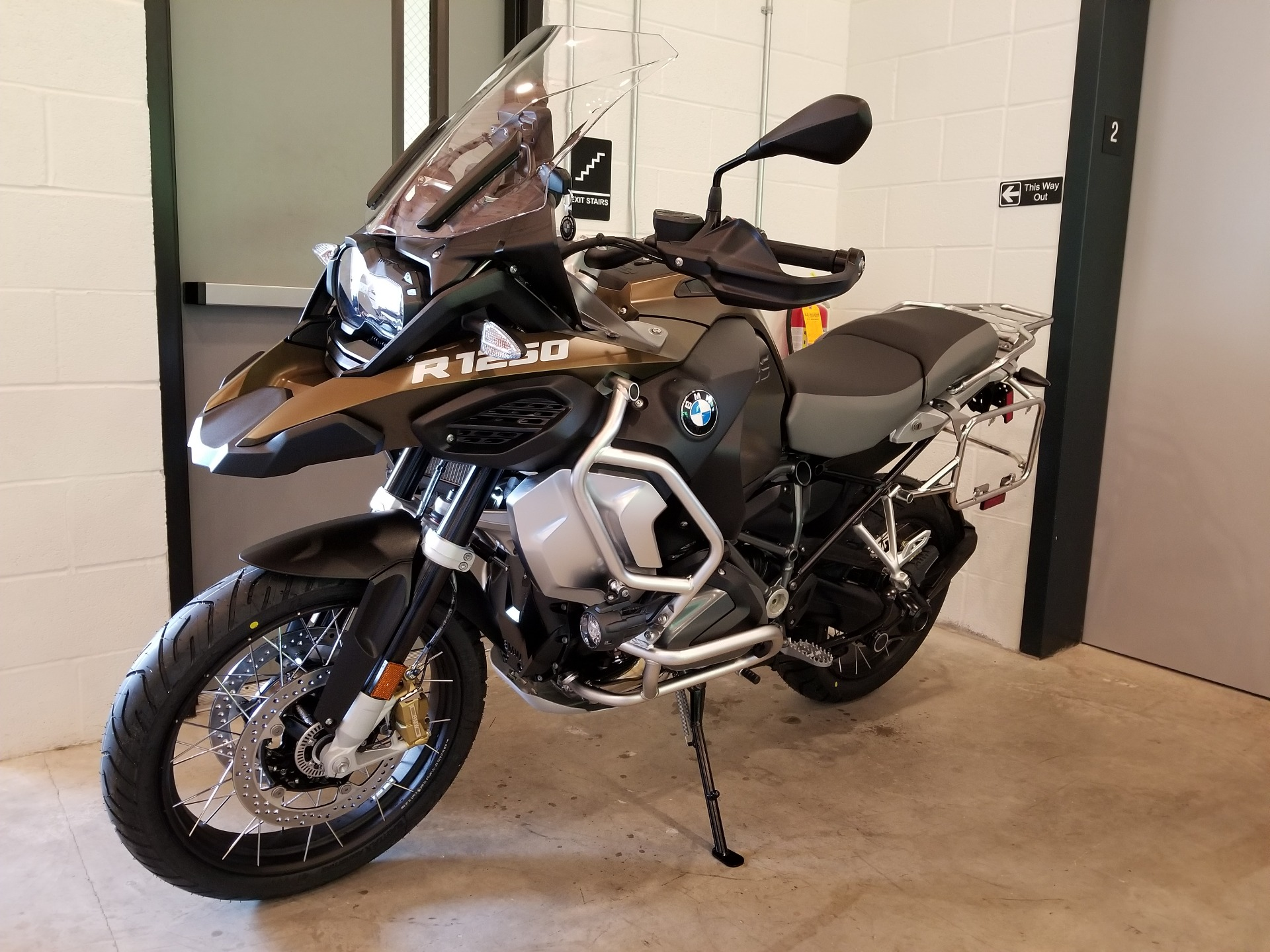 2019 BMW R 1250 GS Adventure in Port Clinton, Pennsylvania - Photo 5
