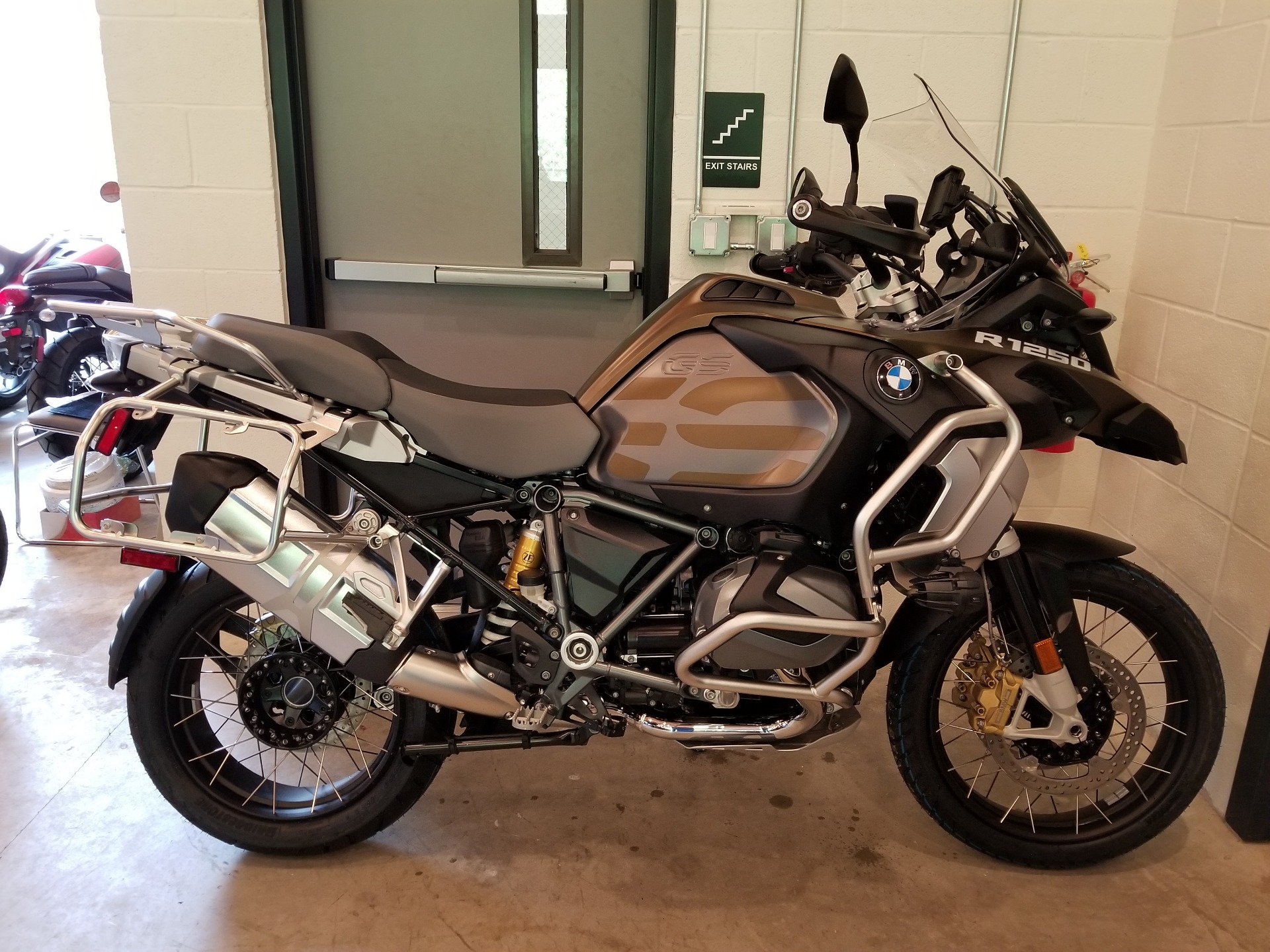 2019 BMW R 1250 GS Adventure in Port Clinton, Pennsylvania - Photo 1