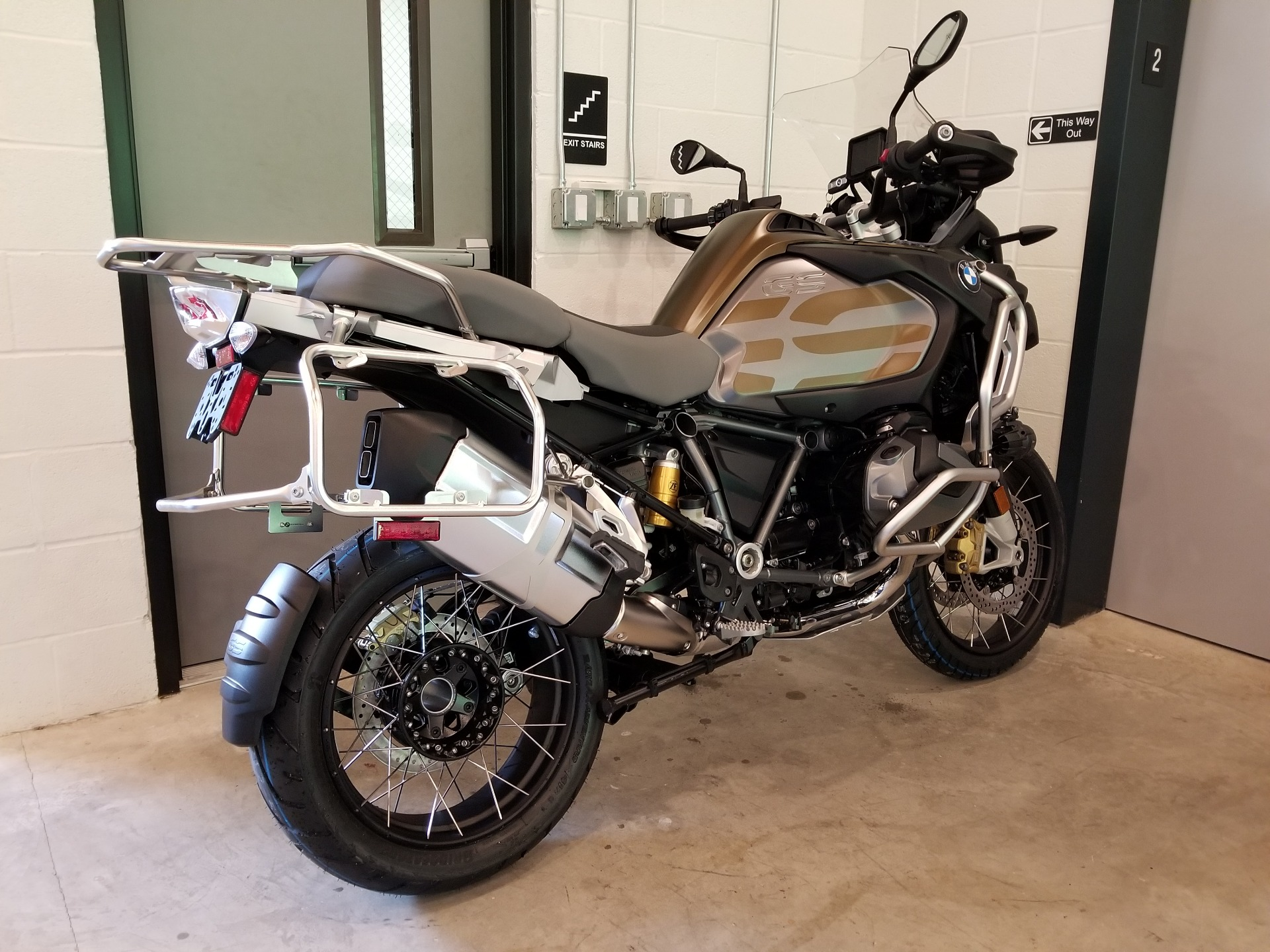 2019 BMW R 1250 GS Adventure in Port Clinton, Pennsylvania - Photo 6