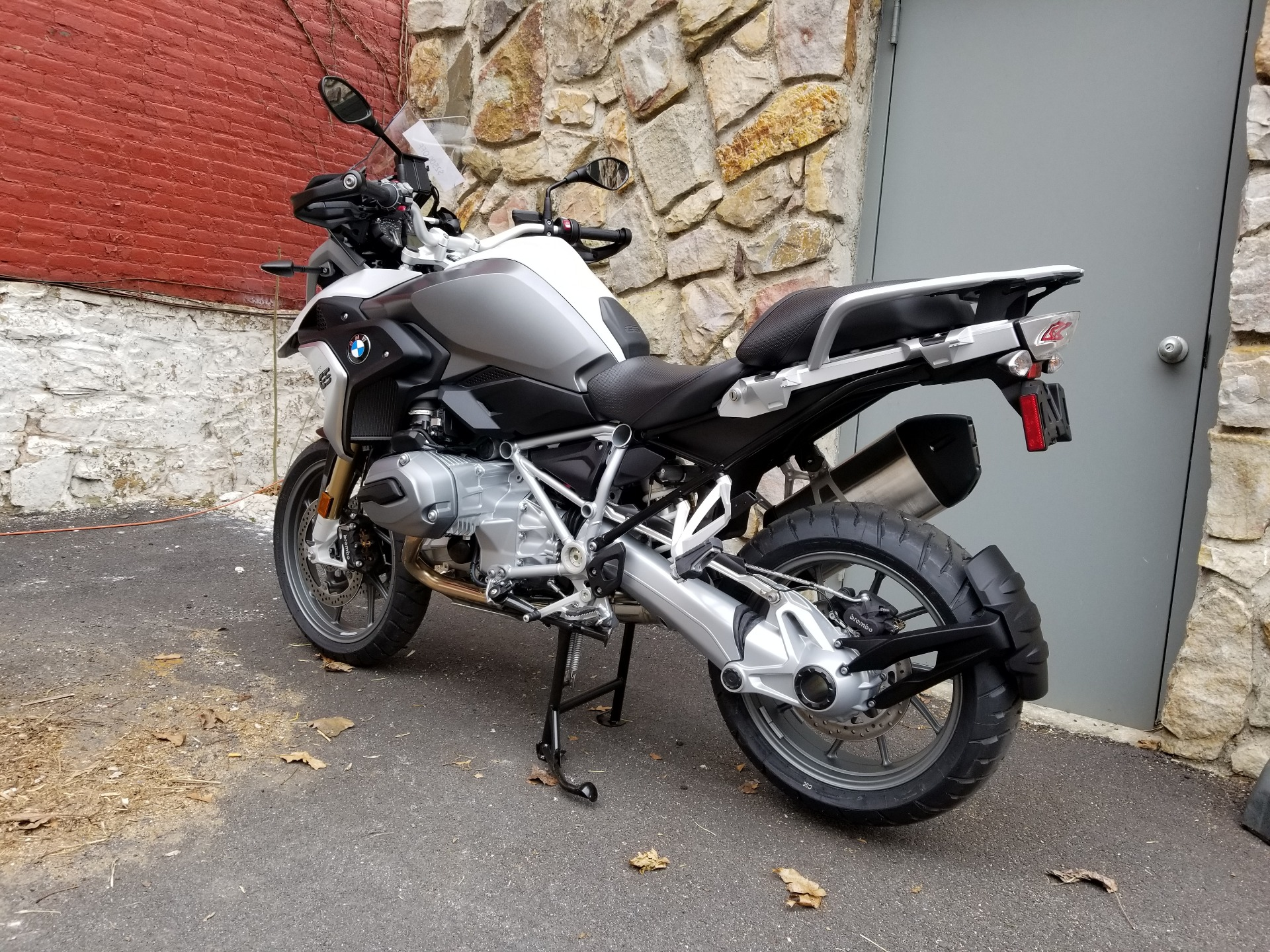 2018 BMW R 1200 GS in Port Clinton, Pennsylvania