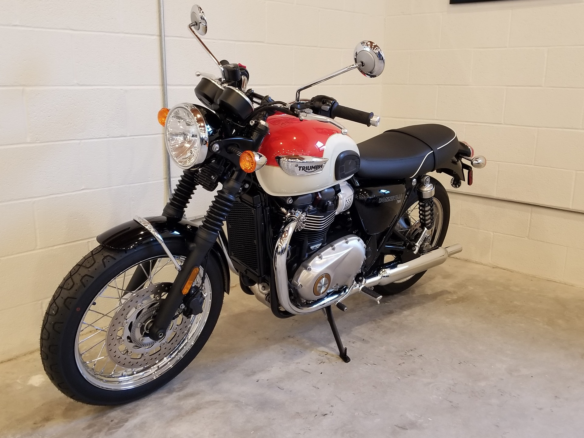 2019 Triumph Bonneville T100 in Port Clinton, Pennsylvania - Photo 5