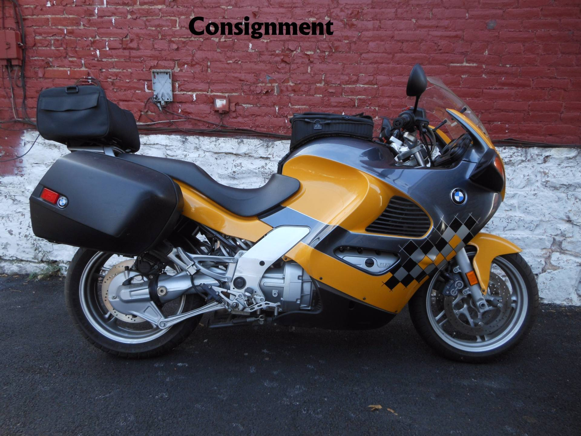 2001 Bmw K 1200 Rs Motorcycles Port Clinton Pennsylvania