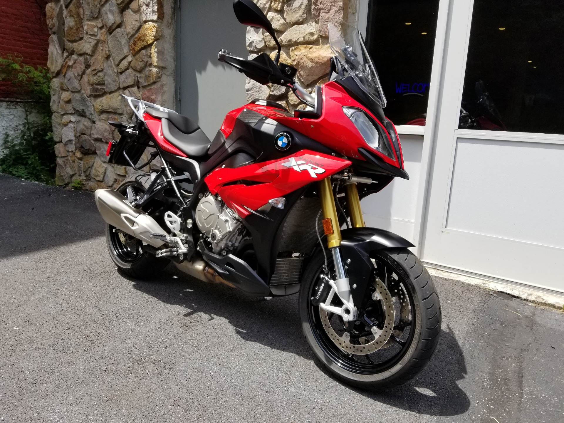 2016 BMW S 1000 XR in Port Clinton, Pennsylvania - Photo 4