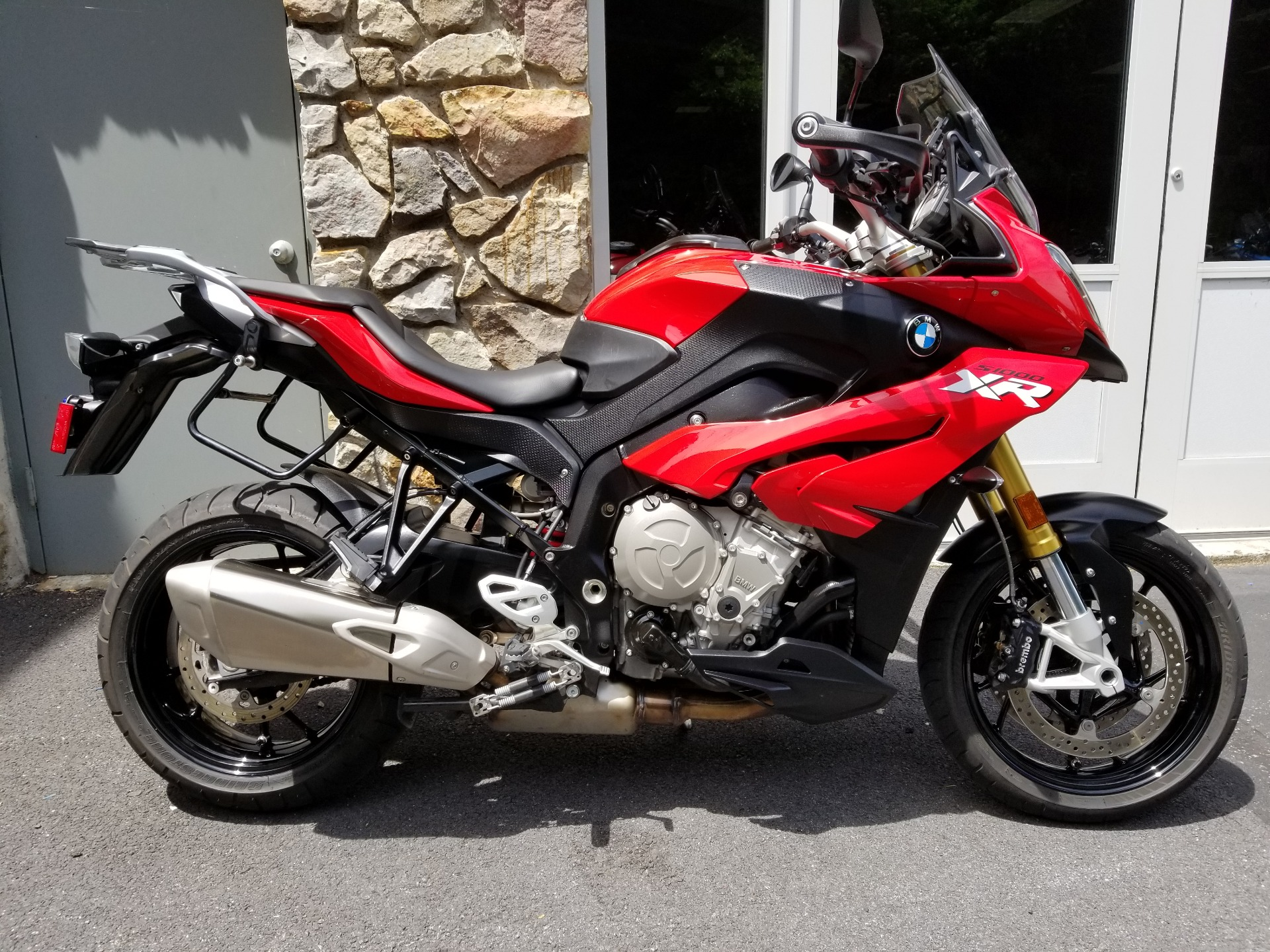 2016 BMW S 1000 XR in Port Clinton, Pennsylvania - Photo 1