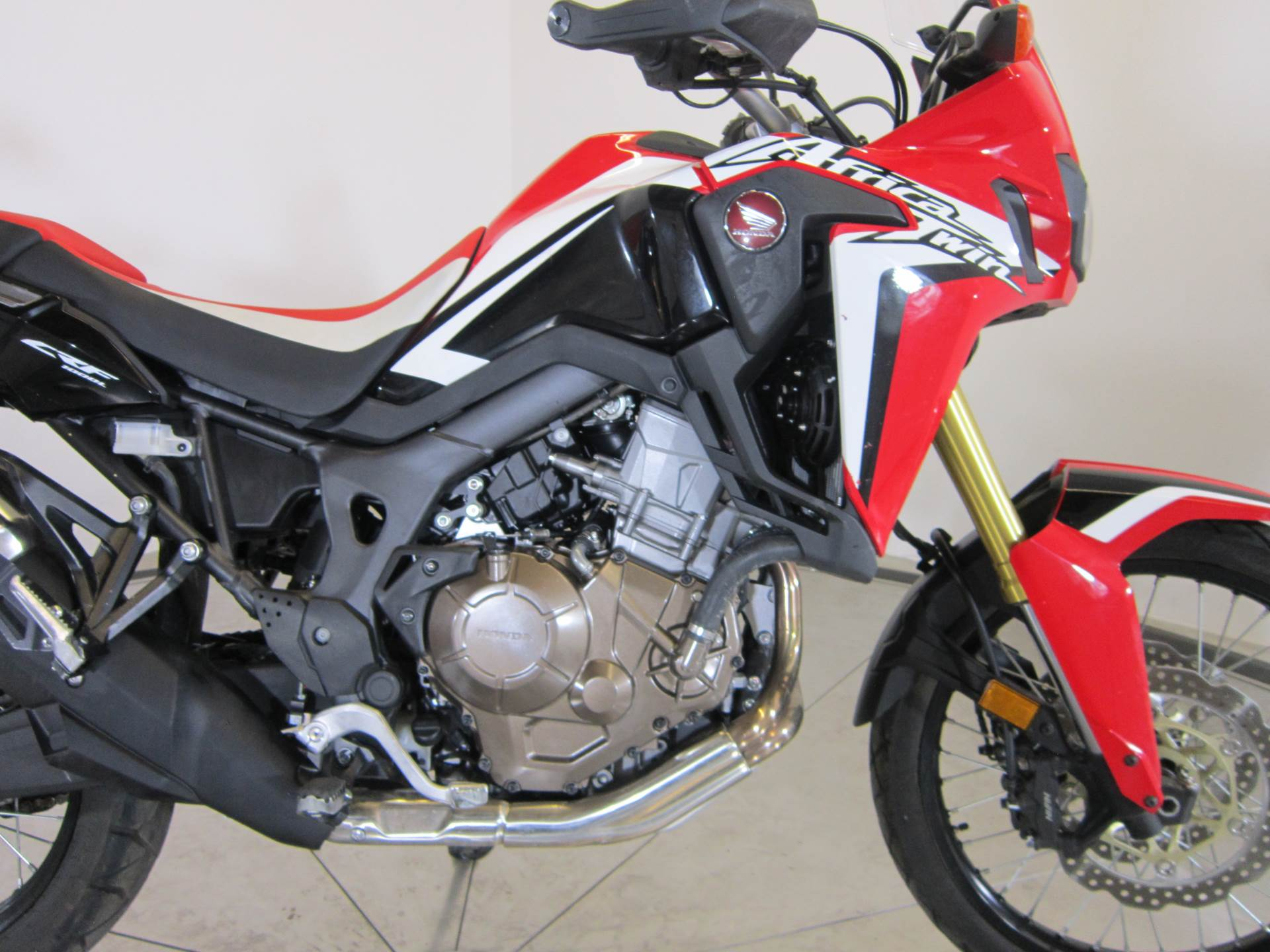 2016 Honda Africa Twin in Greenwood Village, Colorado