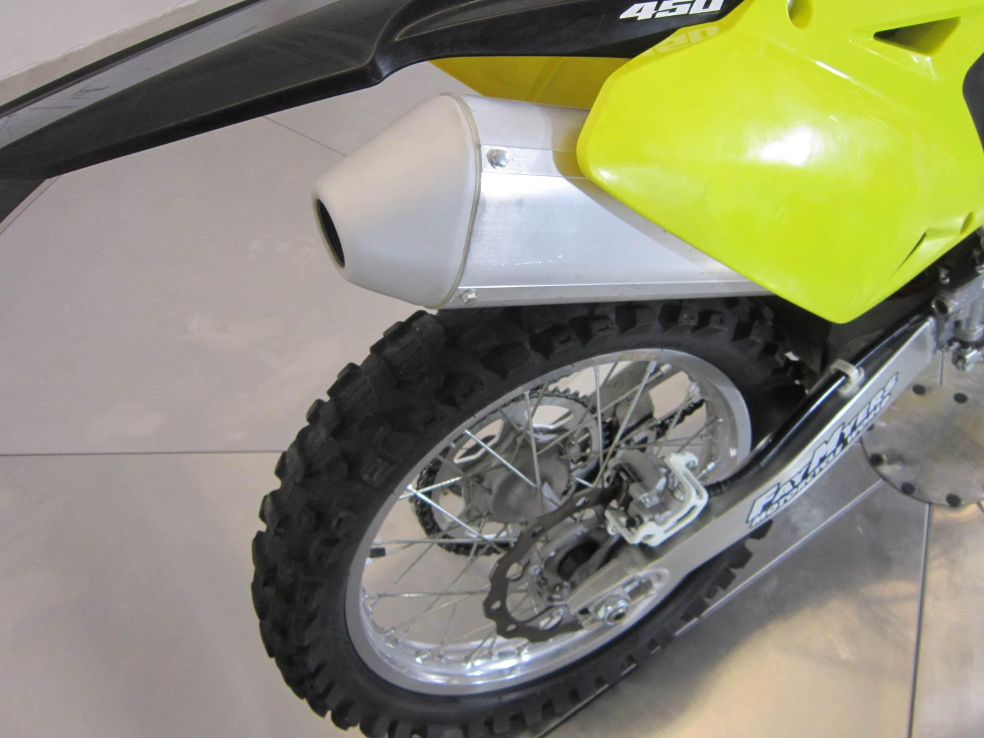 2014 Suzuki RM-Z450 in Greenwood Village, Colorado