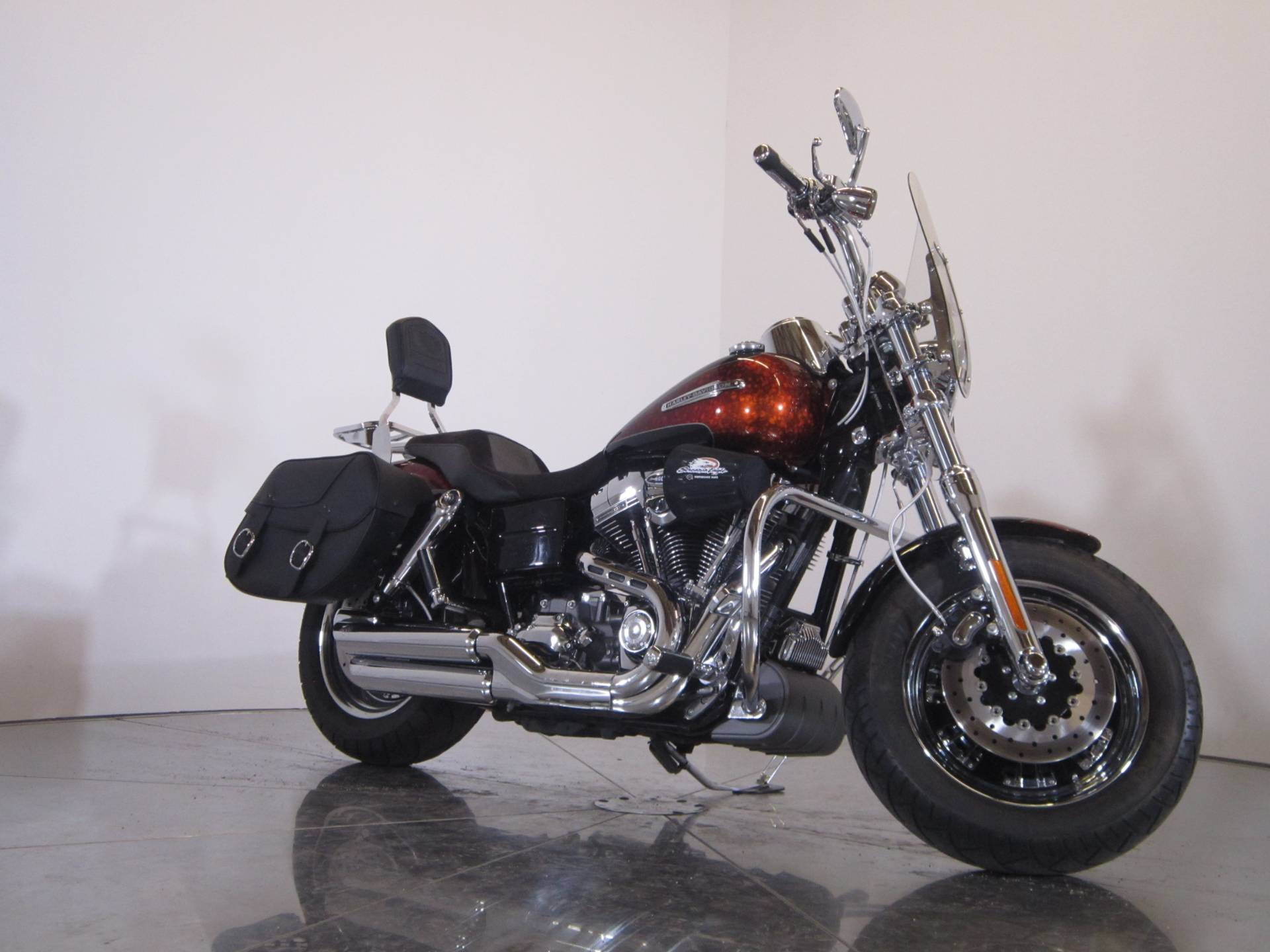 2009 Harley-Davidson CVO™ Dyna® Fat Bob® in Greenwood Village, Colorado