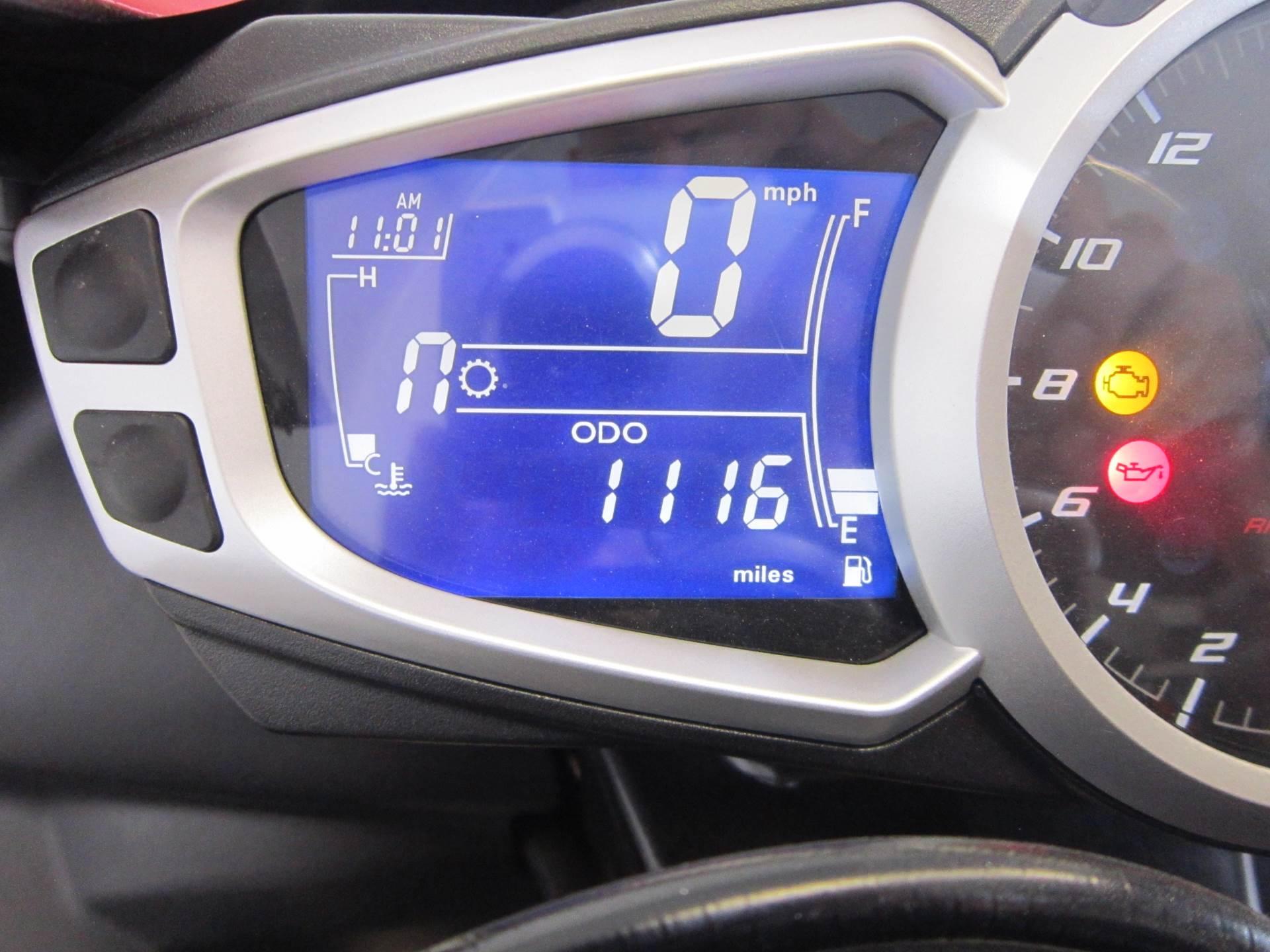 2015 Triumph Daytona 675 ABS in Greenwood Village, Colorado