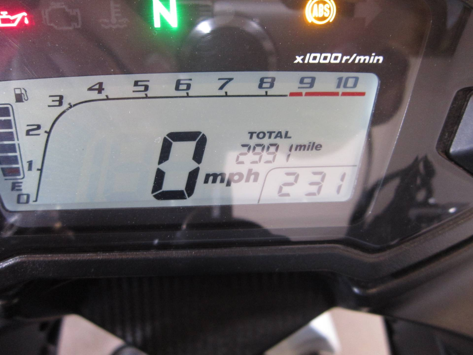 2016 Honda CBR500R in Greenwood Village, Colorado