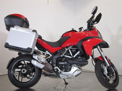 2014 Ducati Multistrada 1200 S Touring in Greenwood Village, Colorado
