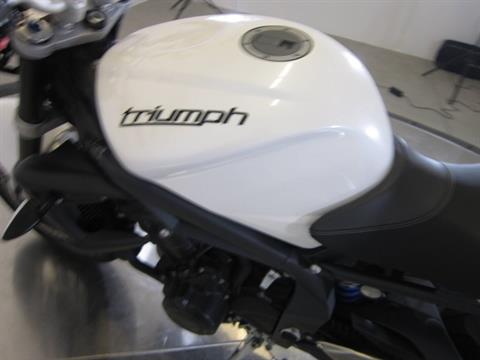 2012 Triumph Street Triple R in Greenwood Village, Colorado