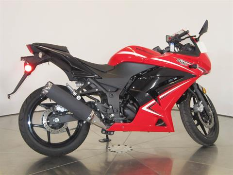 2012 Kawasaki Ninja® 250R in Greenwood Village, Colorado