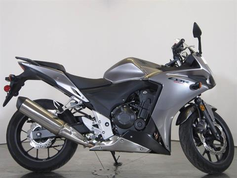 2015 Honda CBR®500R in Greenwood Village, Colorado