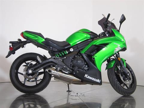 2015 Kawasaki Ninja® 650 ABS in Greenwood Village, Colorado