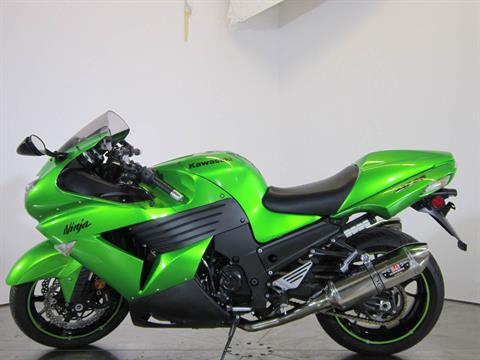2009 Kawasaki Ninja® ZX™-14 in Greenwood Village, Colorado
