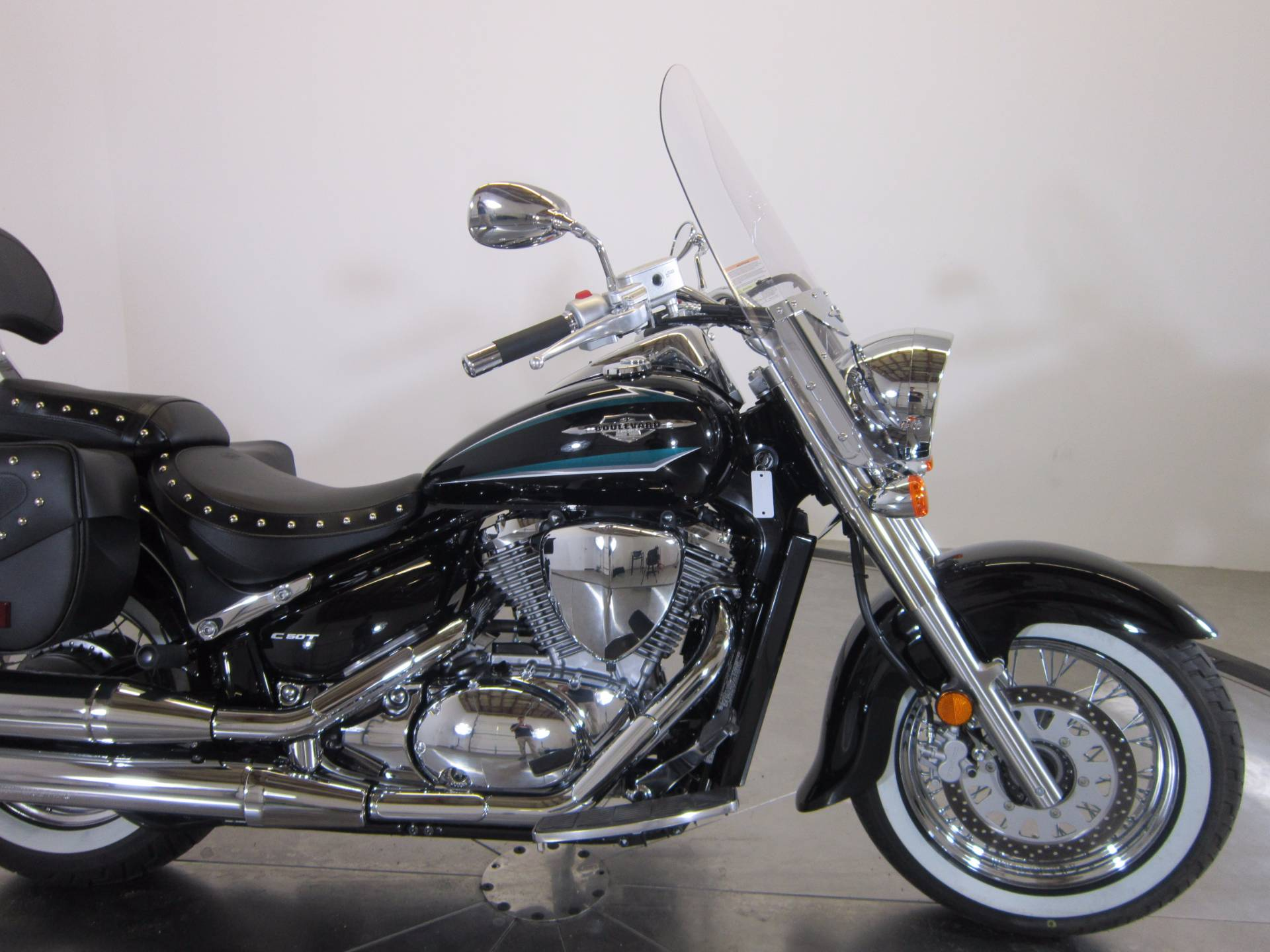 2016 Suzuki Boulevard C50T in Greenwood Village, Colorado