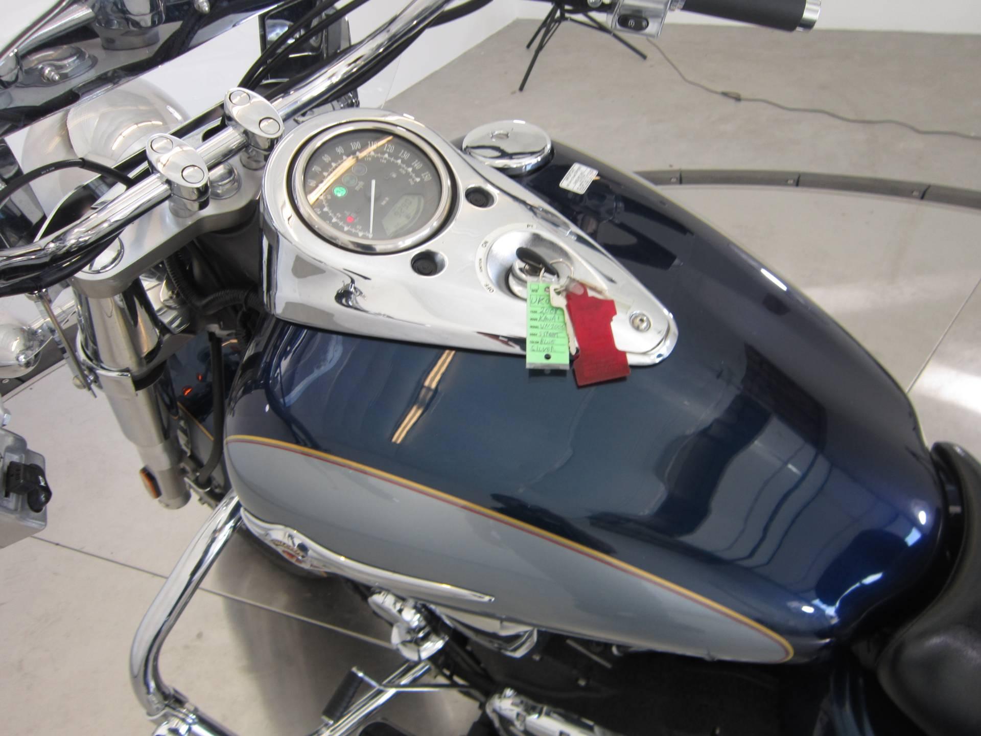 2008 Kawasaki Vulcan® 2000 Classic LT in Greenwood Village, Colorado