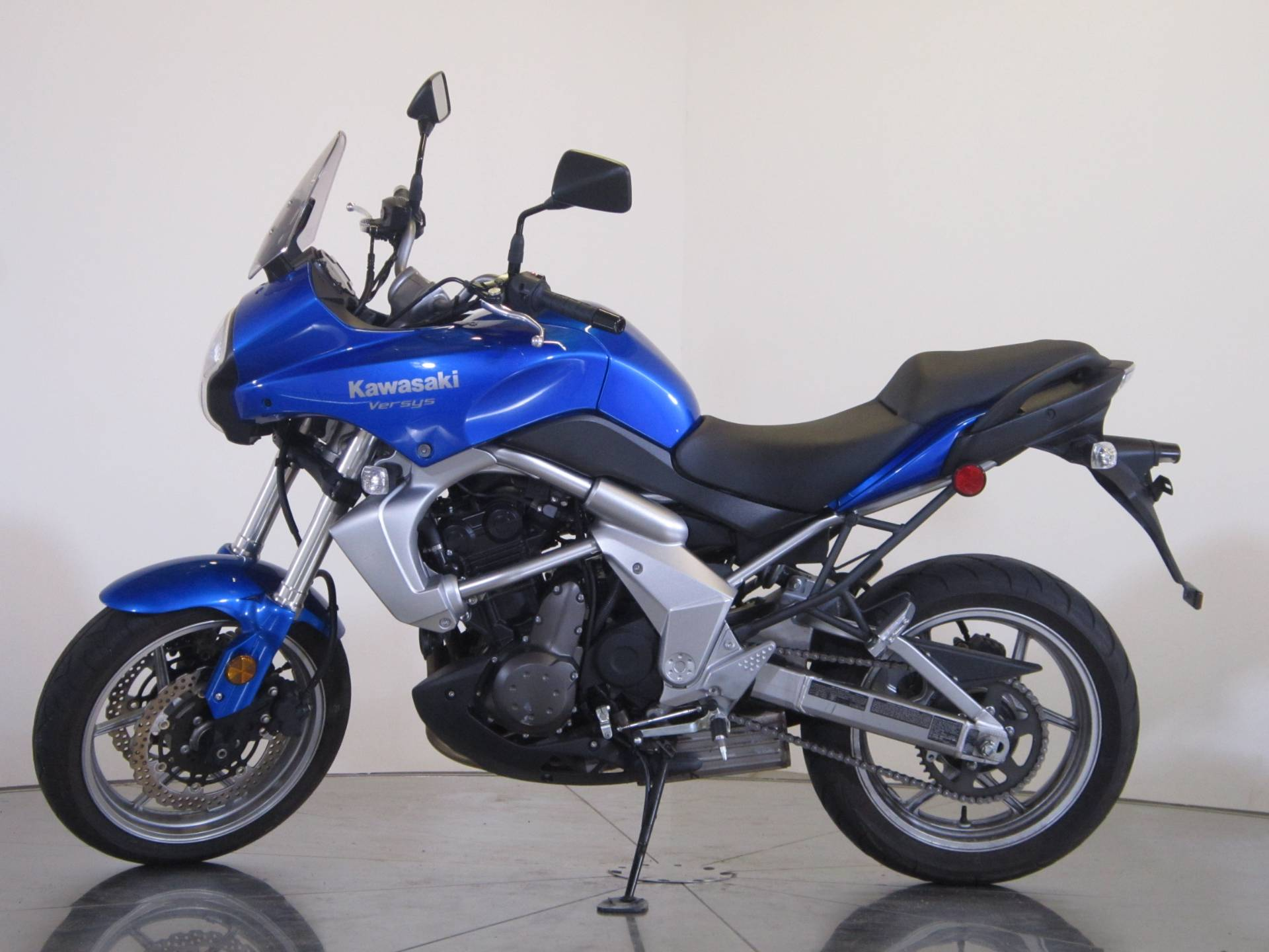 2009 Kawasaki Versys™ in Greenwood Village, Colorado