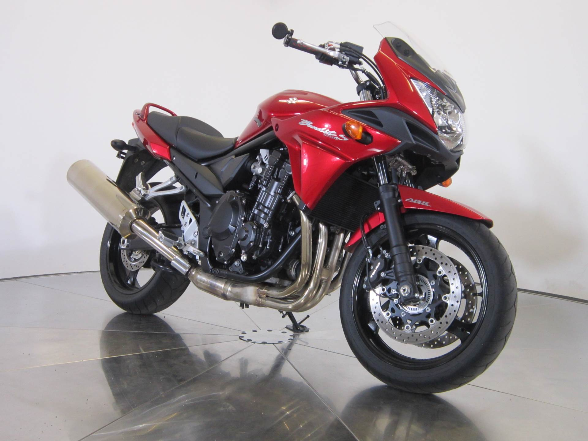 2016 Suzuki Bandit 1250S ABS in Greenwood Village, Colorado