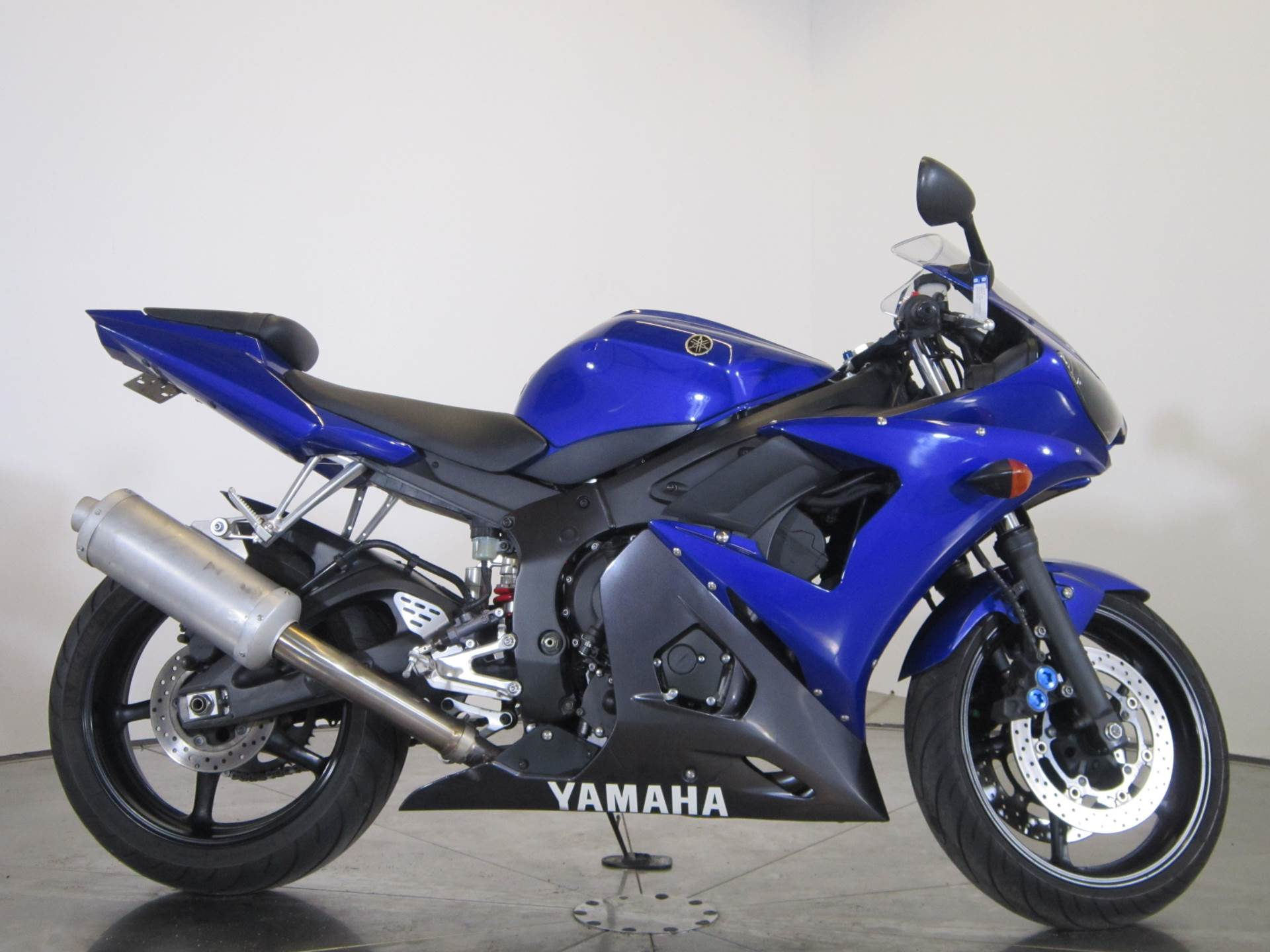 2007 Yamaha YZF-R6 1