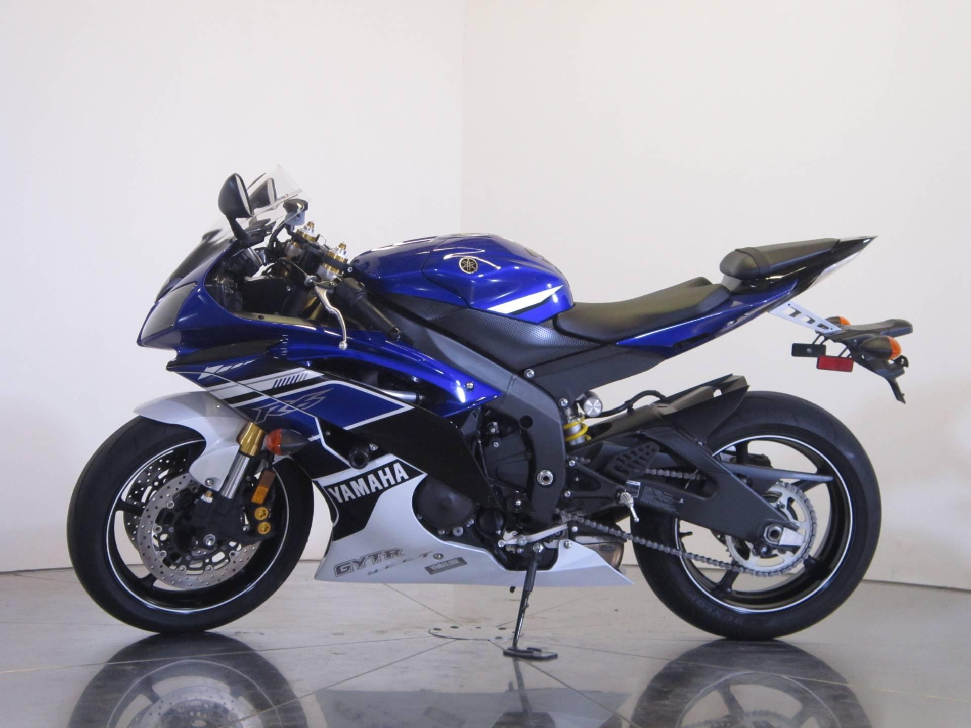2013 Yamaha YZF-R6 5