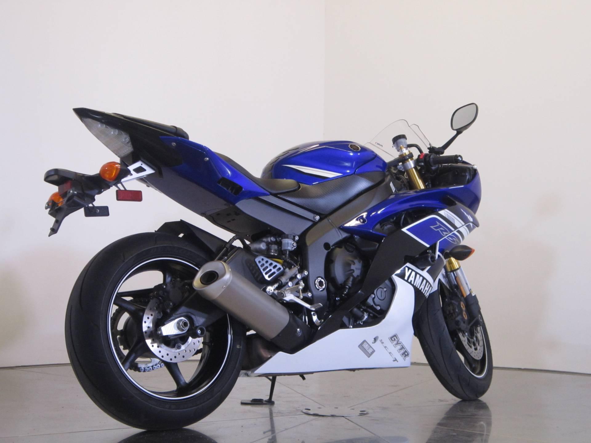 2013 Yamaha YZF-R6 8
