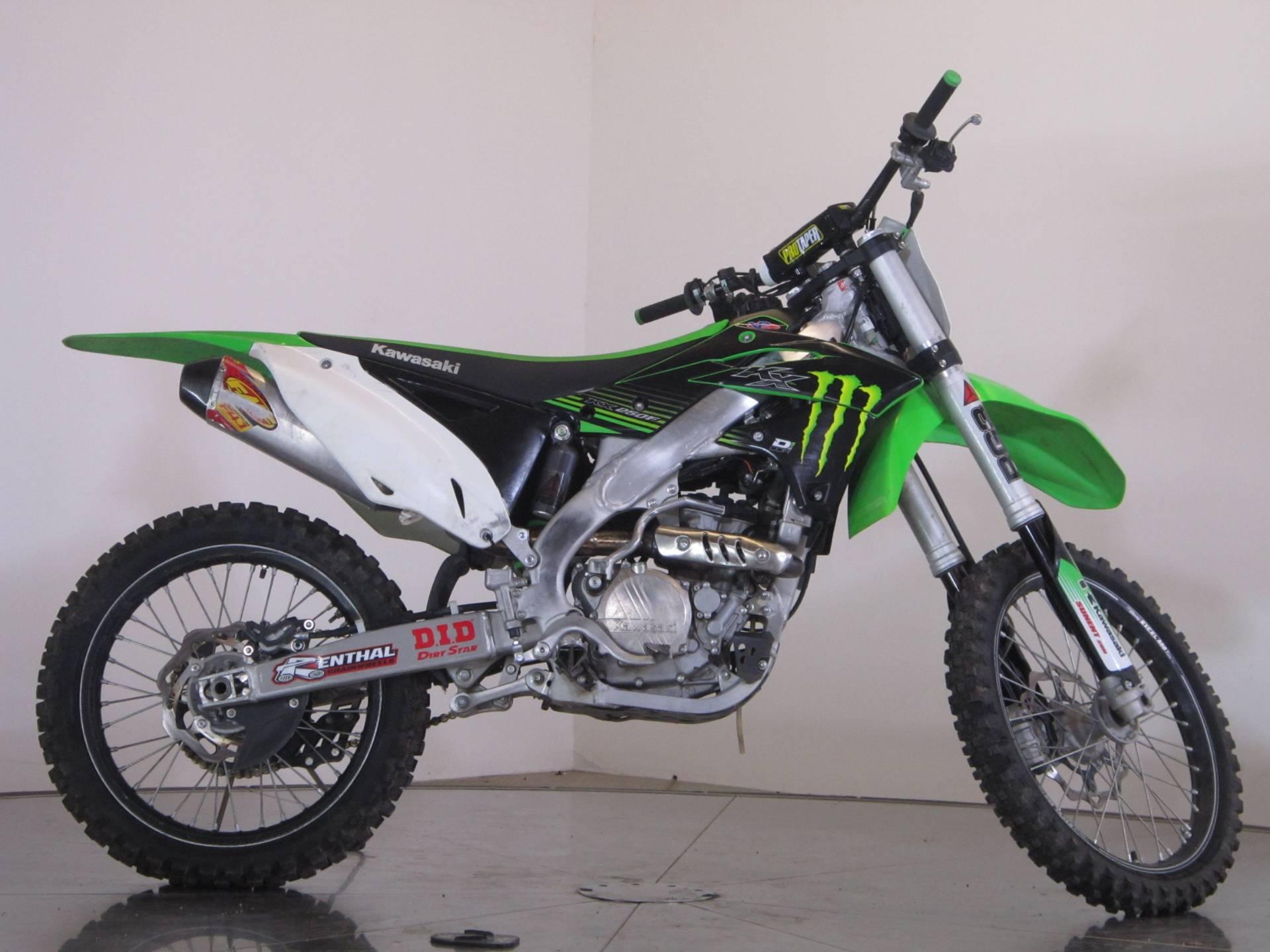 2016 Kawasaki KX250F 1