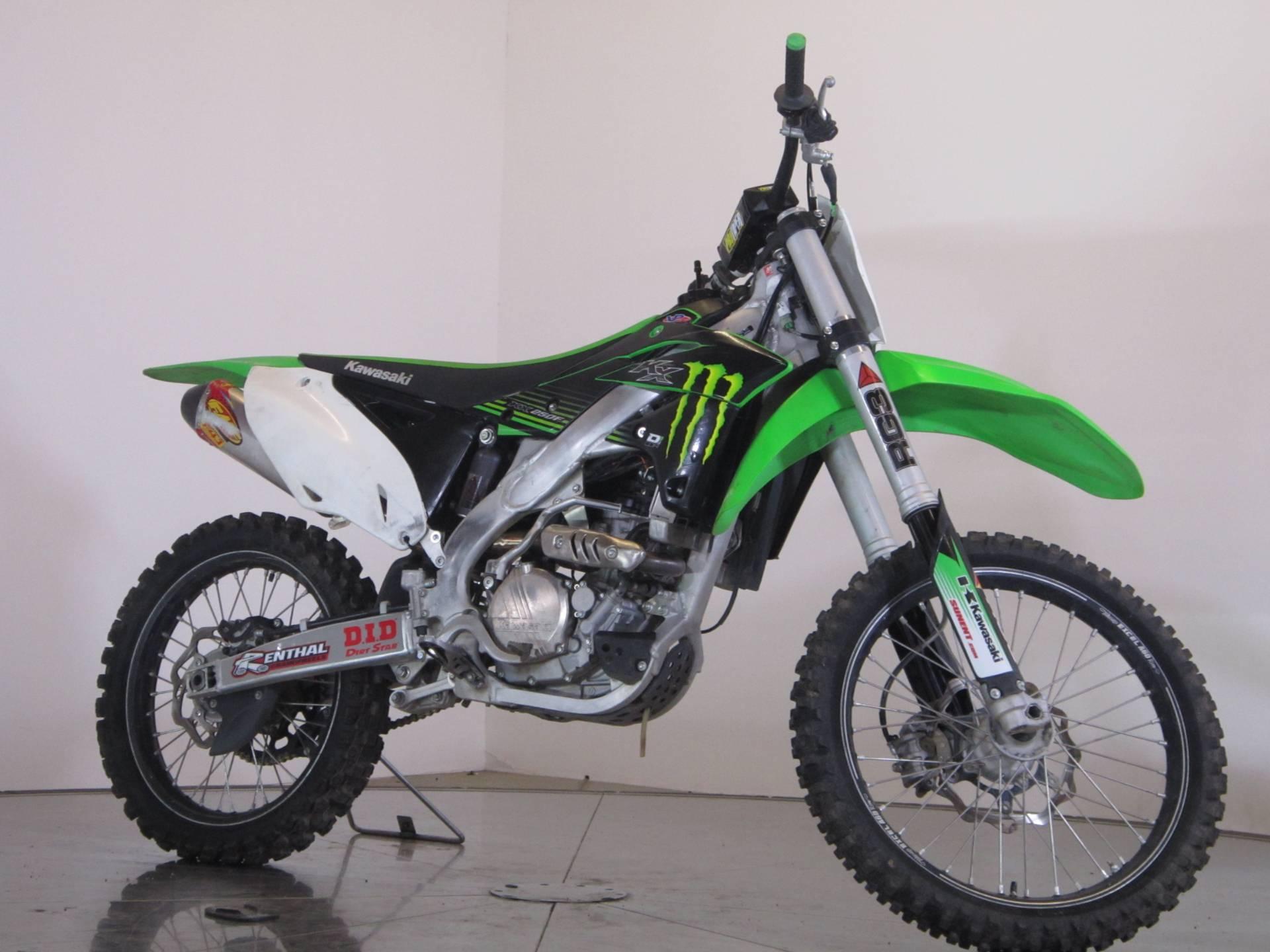 2016 Kawasaki KX250F 2