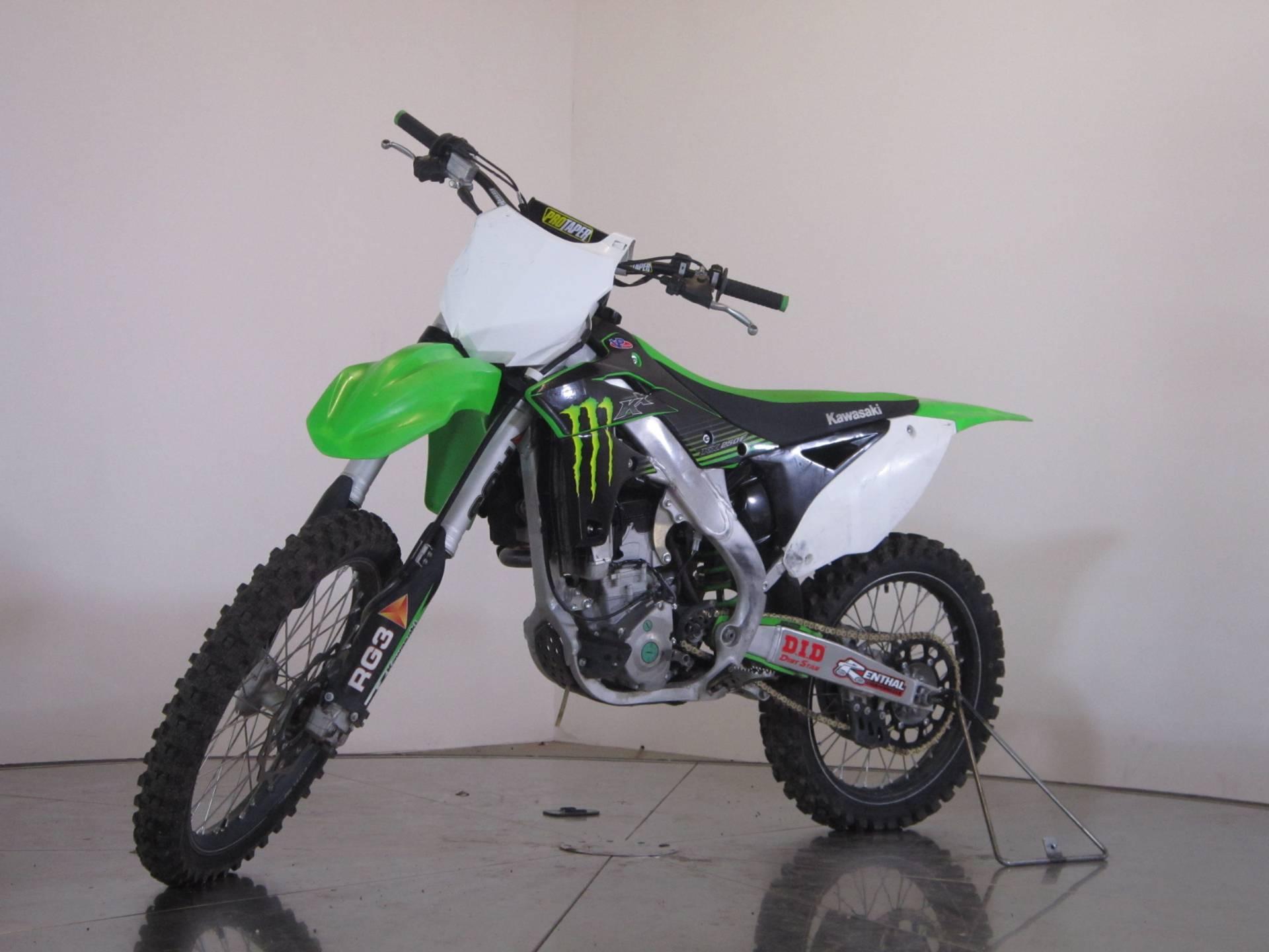 2016 Kawasaki KX250F 4