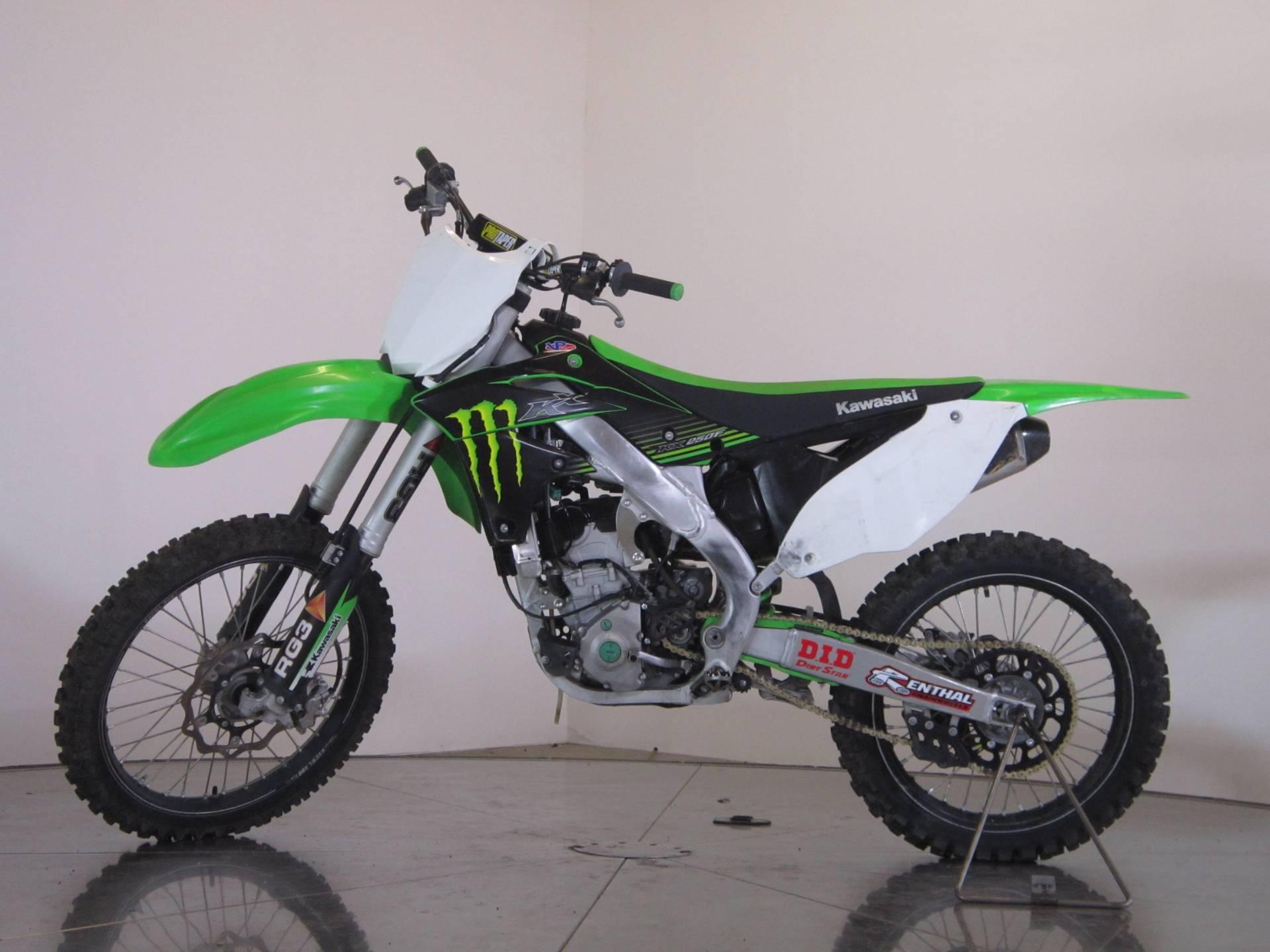 2016 Kawasaki KX250F 5