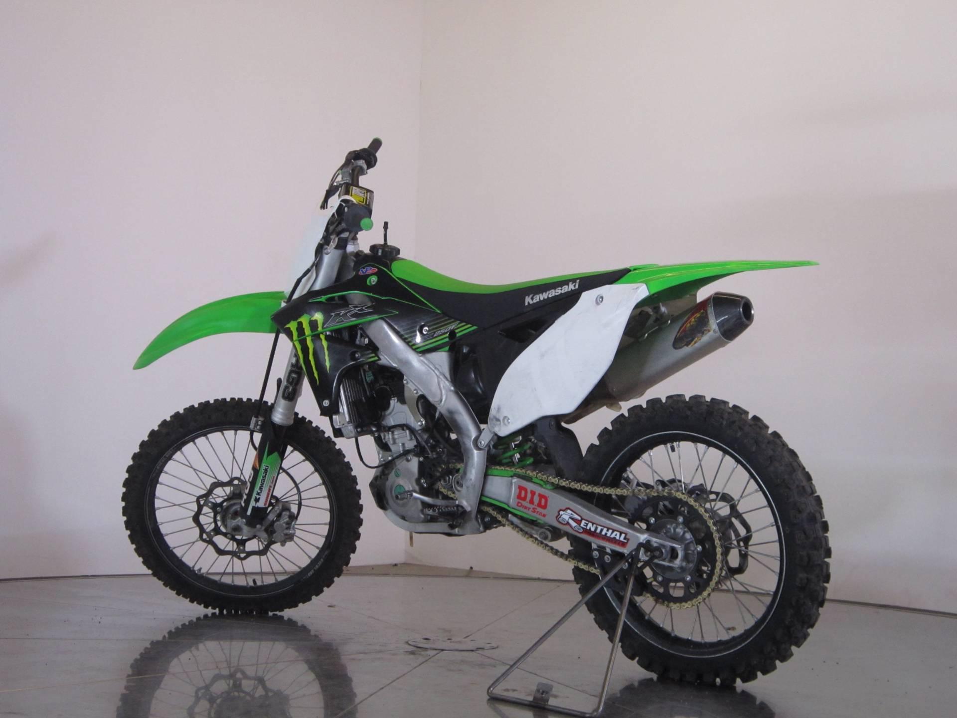 2016 Kawasaki KX250F 6