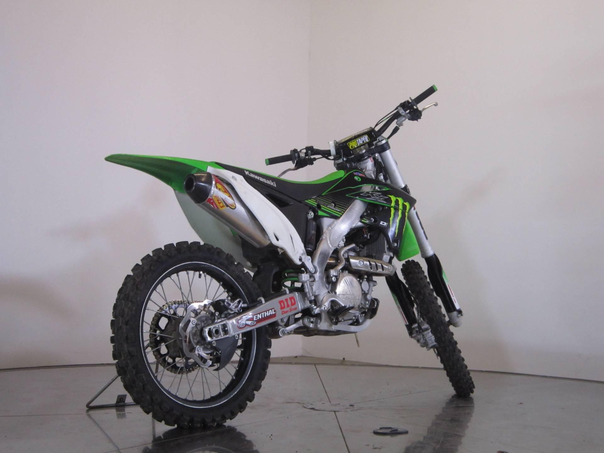 2016 Kawasaki KX250F 8