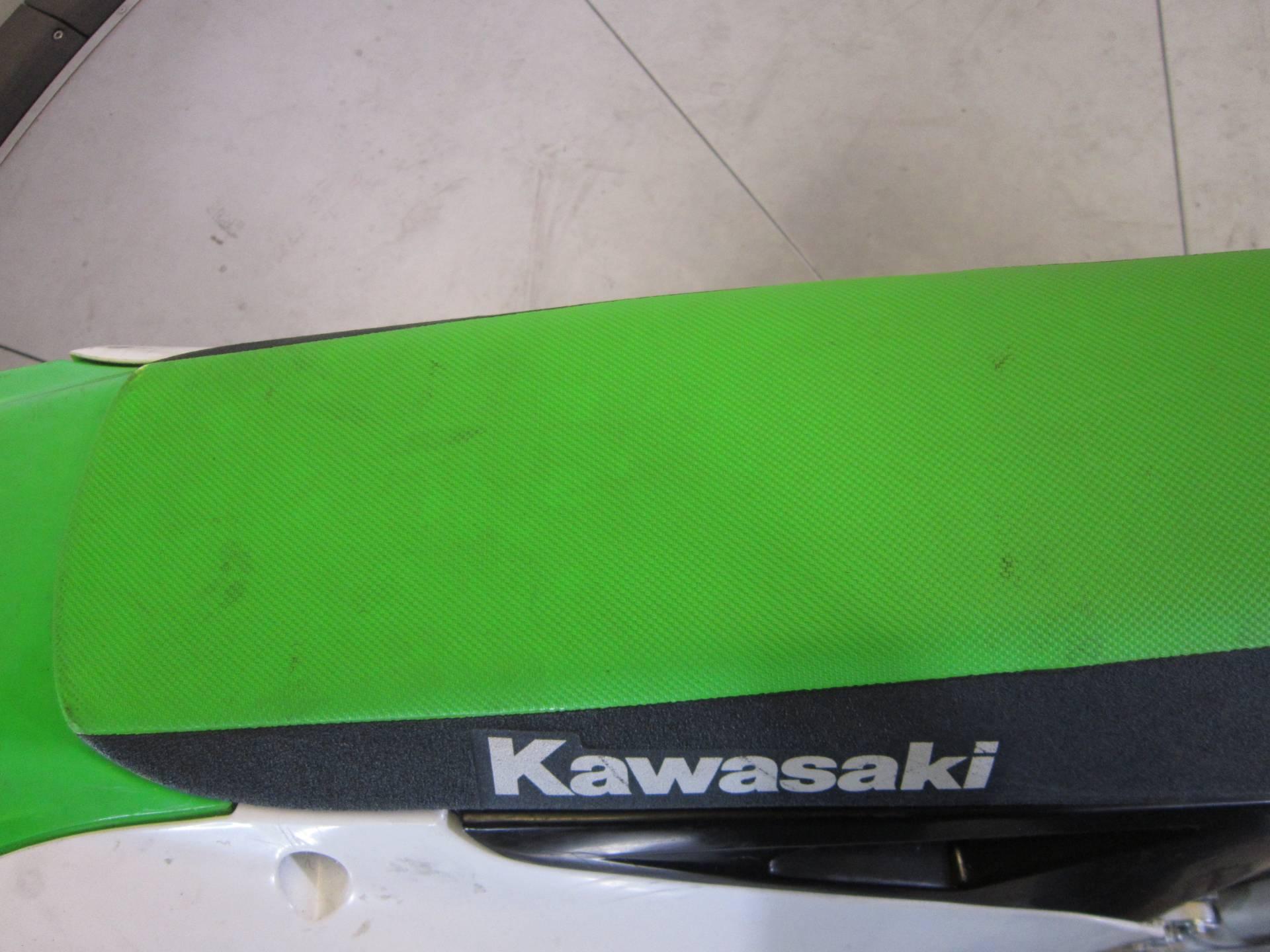 2016 Kawasaki KX250F 9