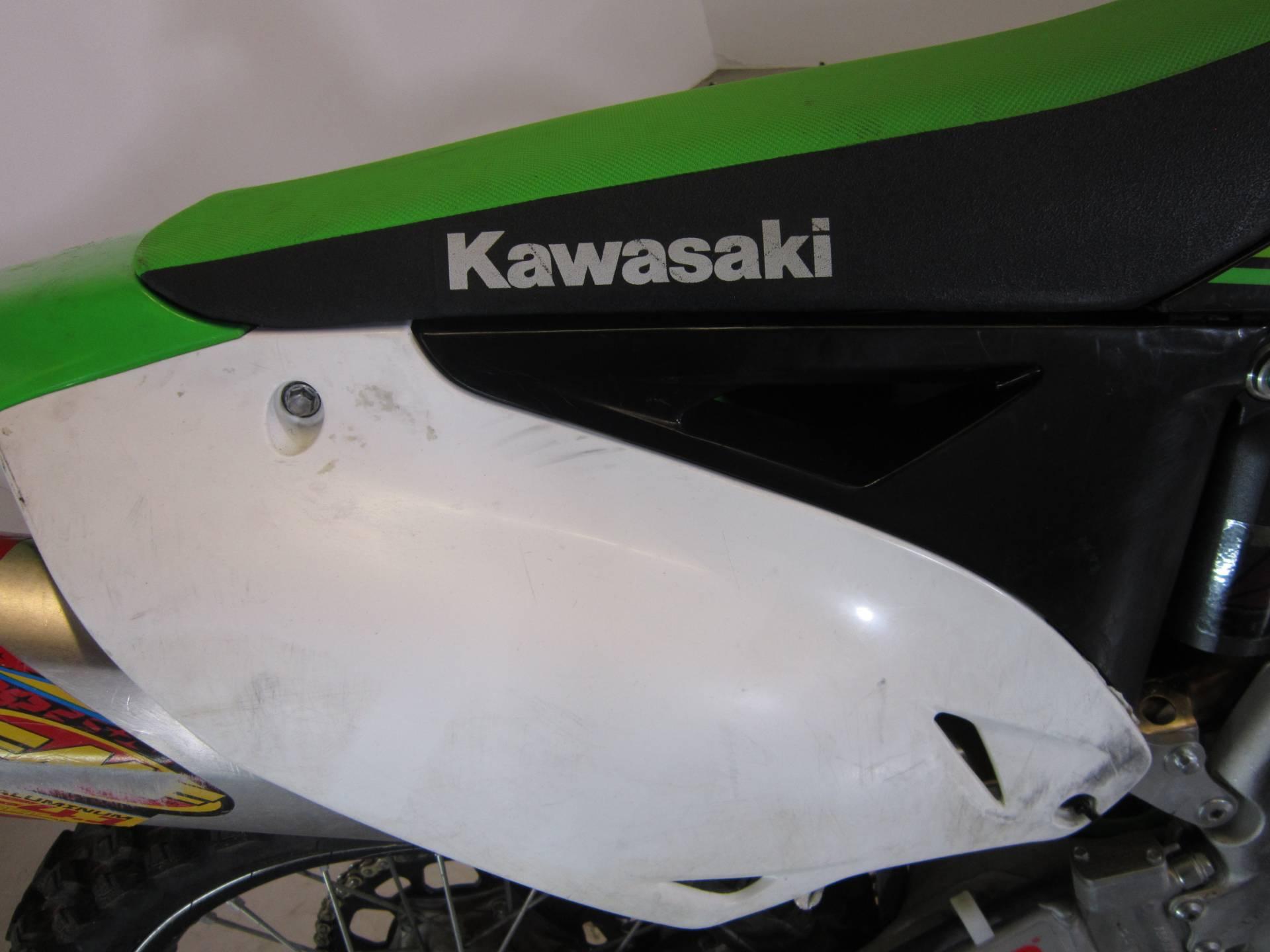 2016 Kawasaki KX250F 12