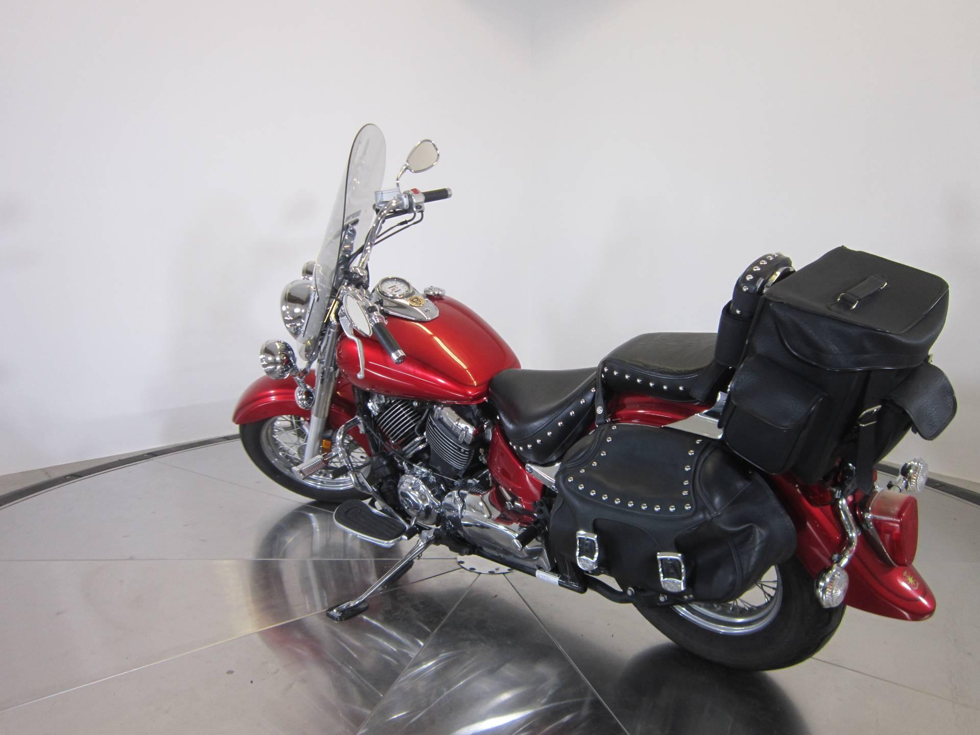 2009 Yamaha V Star 650 Midnight  Custom in Greenwood Village, Colorado