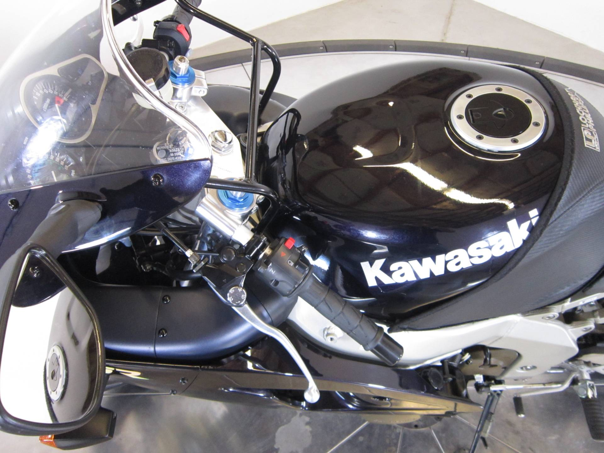 1999 Kawasaki ZX600 in Greenwood Village, Colorado