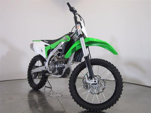 2016 Kawasaki KX450F in Greenwood Village, Colorado
