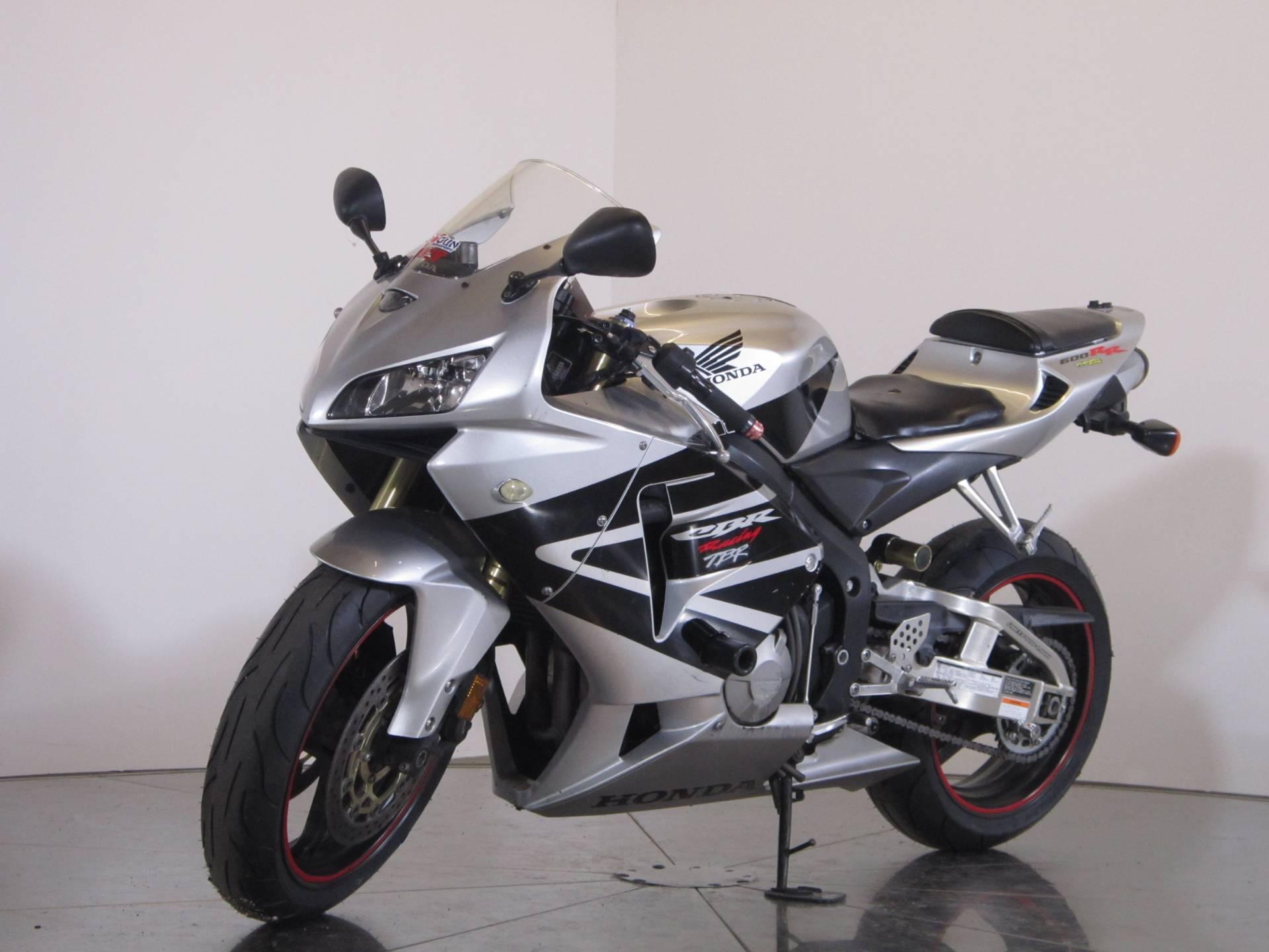 2006 Honda CBR600RR 4