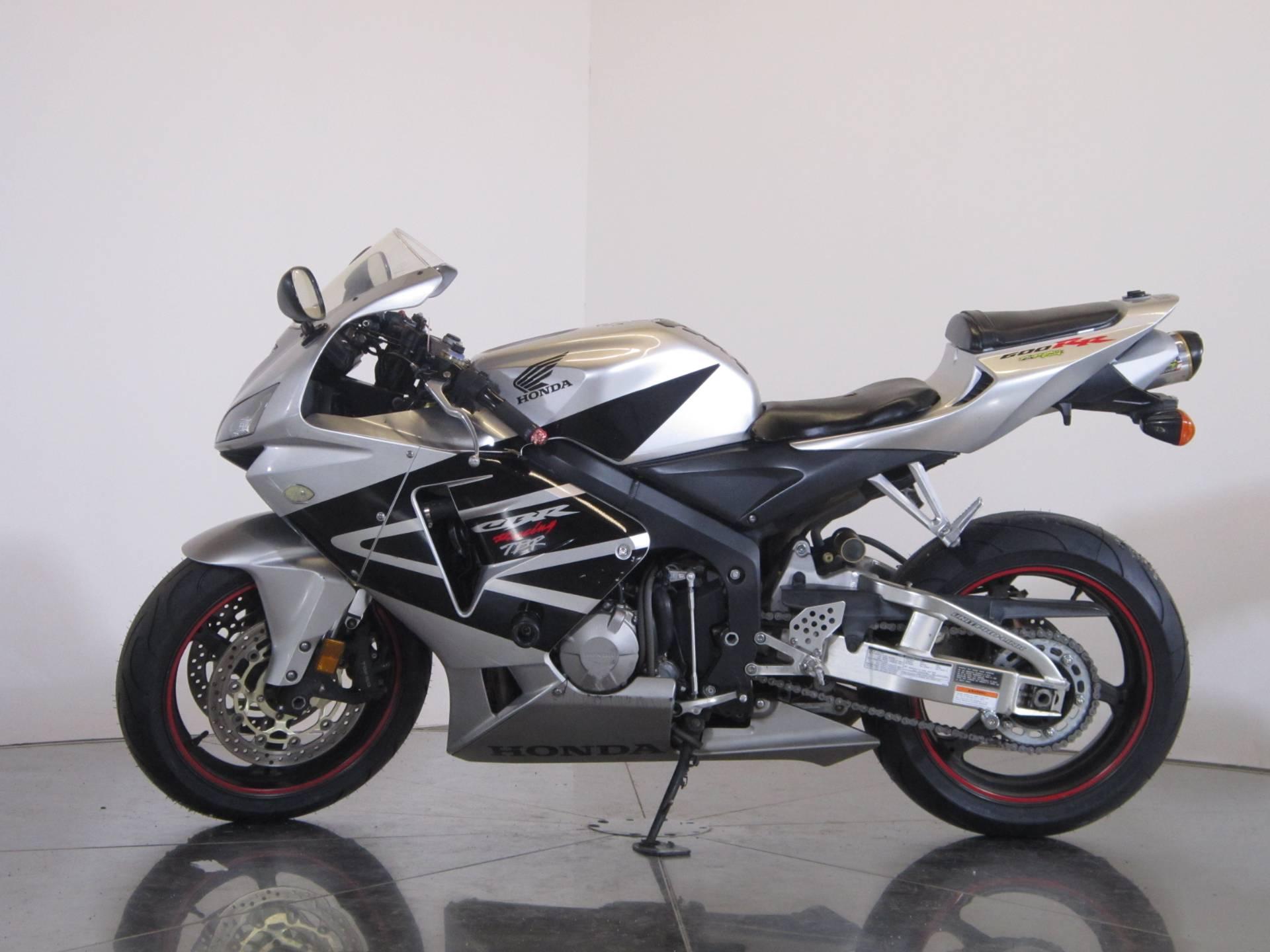 2006 Honda CBR600RR 5