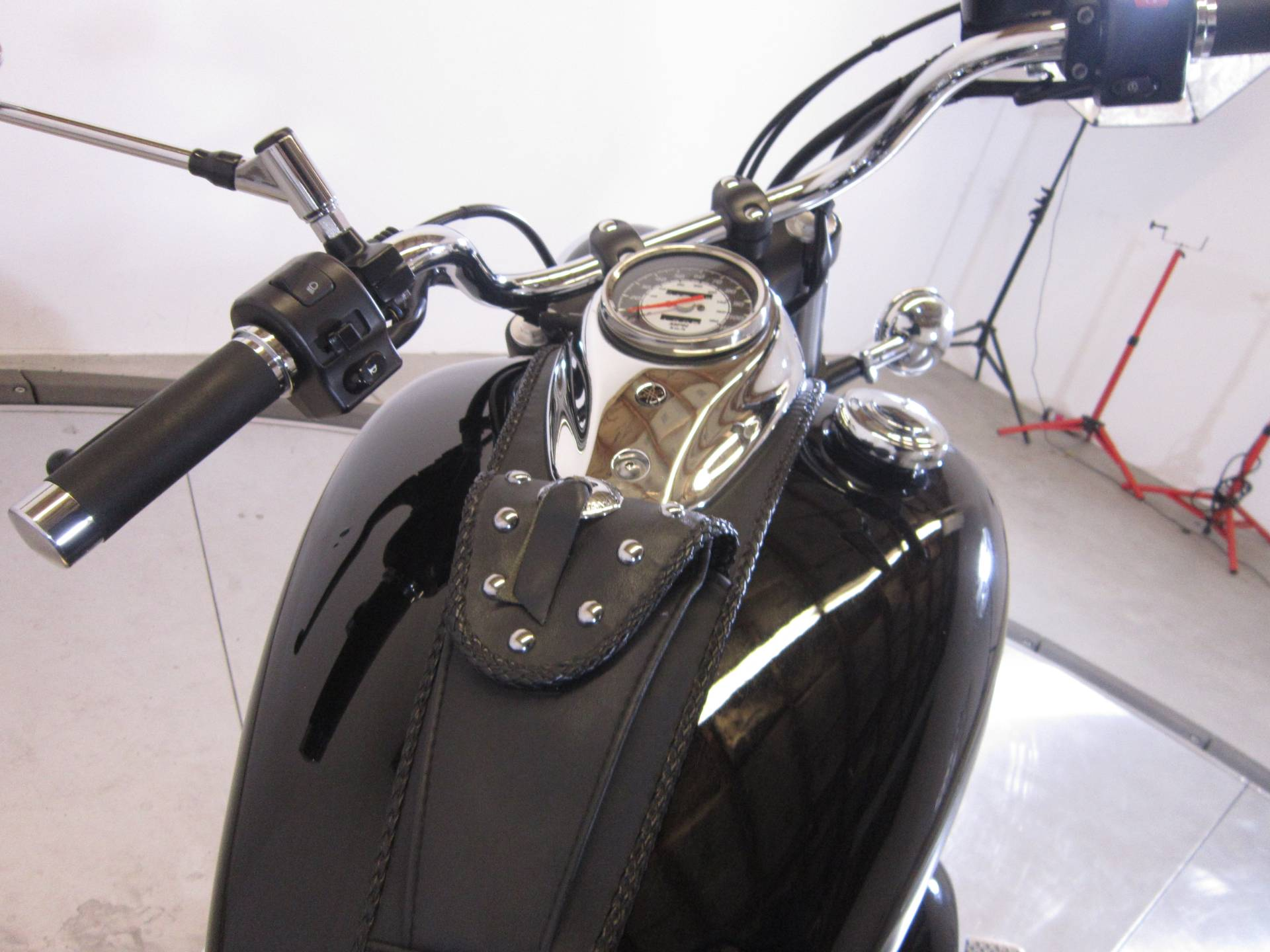 2009 Yamaha V Star 650 Midnight Custom in Greenwood Village, Colorado