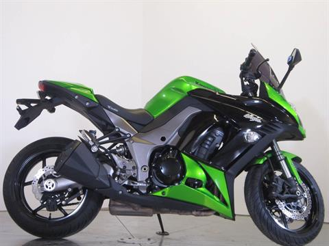2012 Kawasaki Ninja® 1000 in Greenwood Village, Colorado